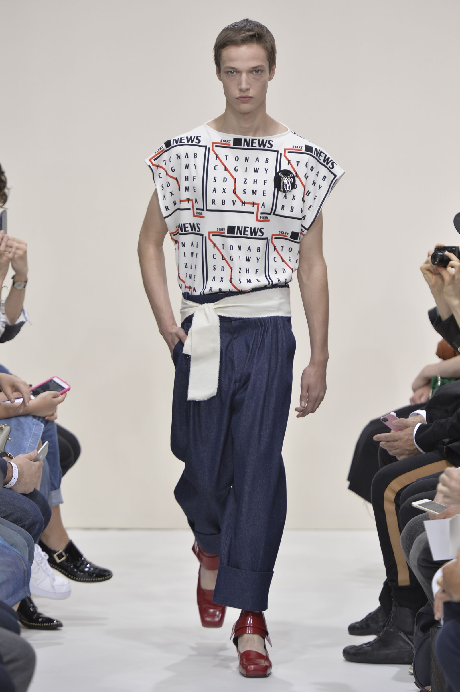 Spring 2016 Fashion Trends J.W. Anderson Collection