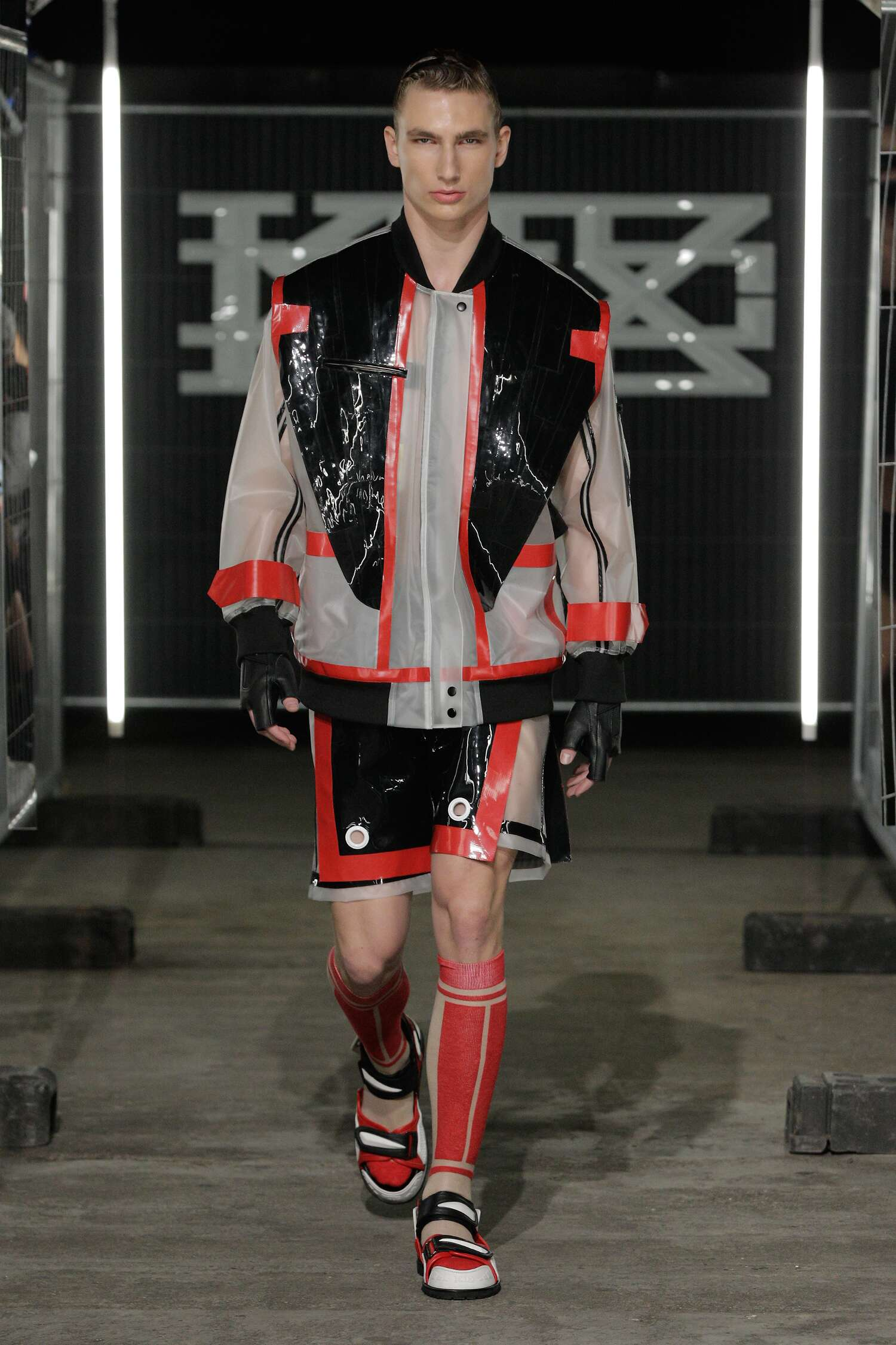 Spring 2016 Men Fashion Show KTZ Collection