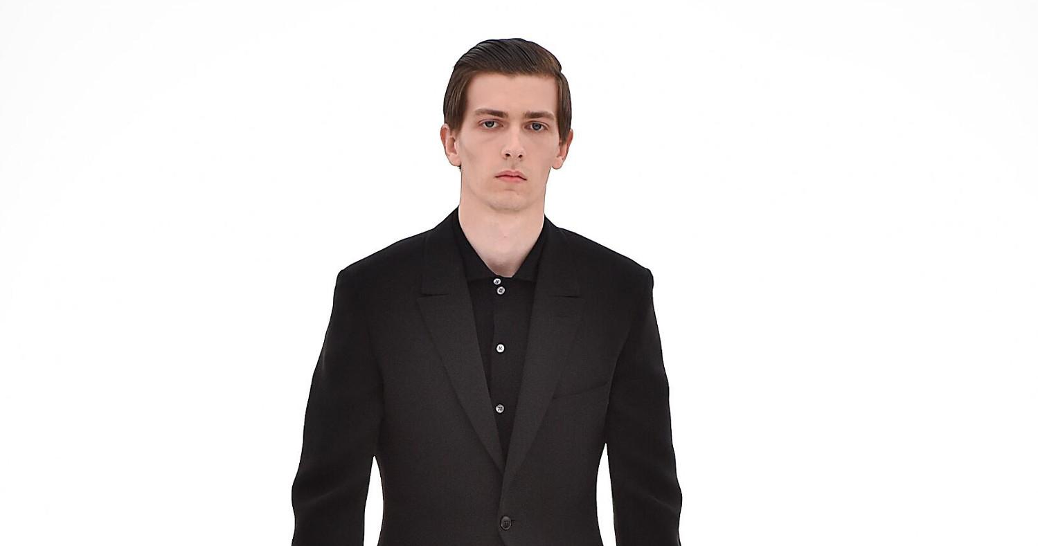 Spring Fashion Man Ermenegildo Zegna Couture Collection 2015