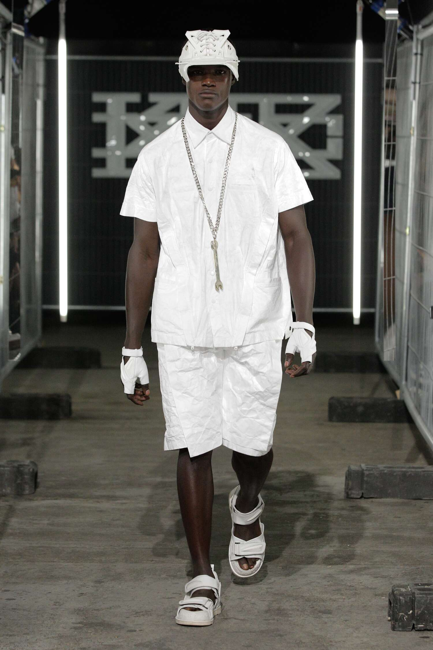 Spring KTZ Collection Fashion Men Model