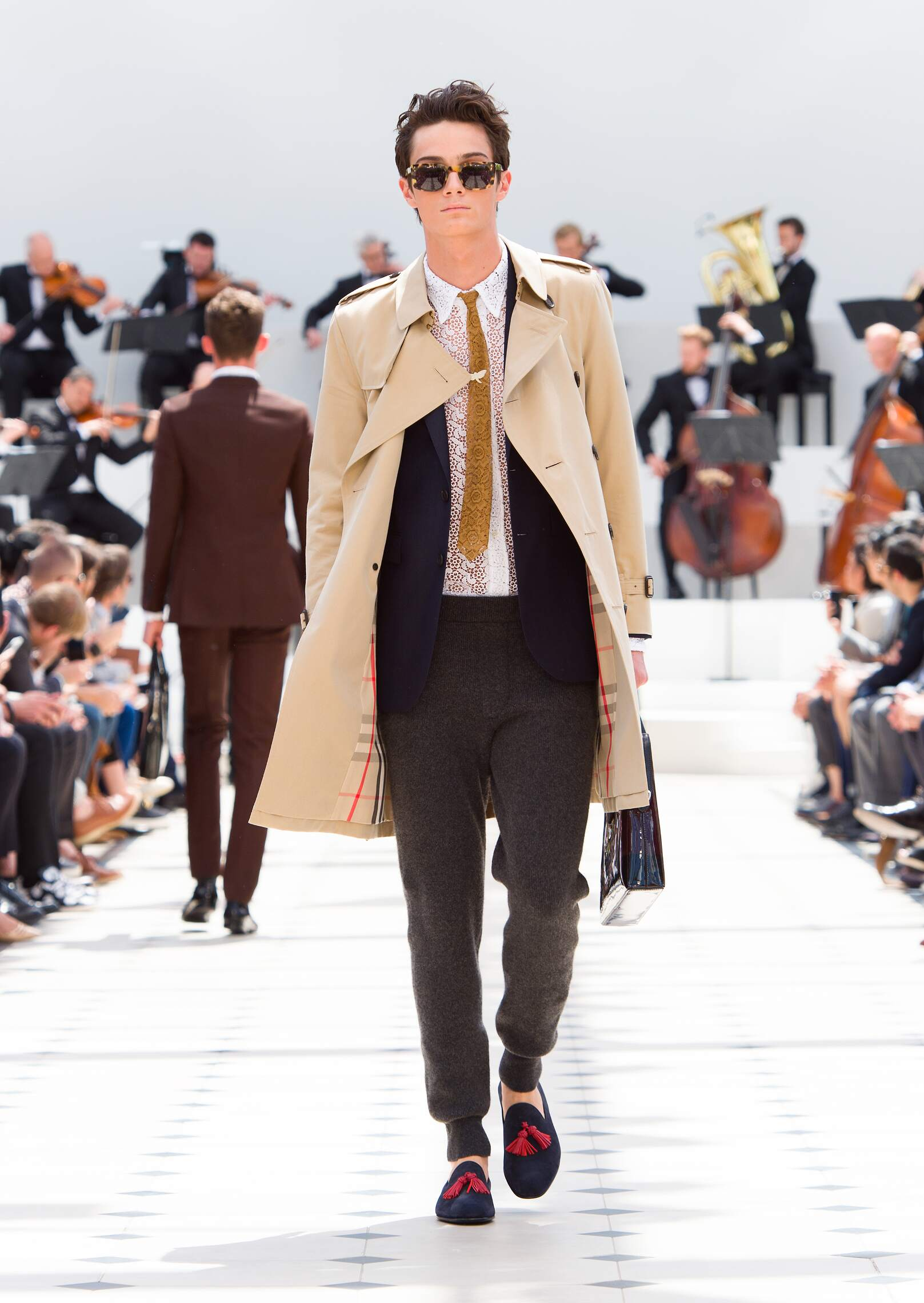 Spring Summer 2016 Fashion Collection Burberry Prorsum