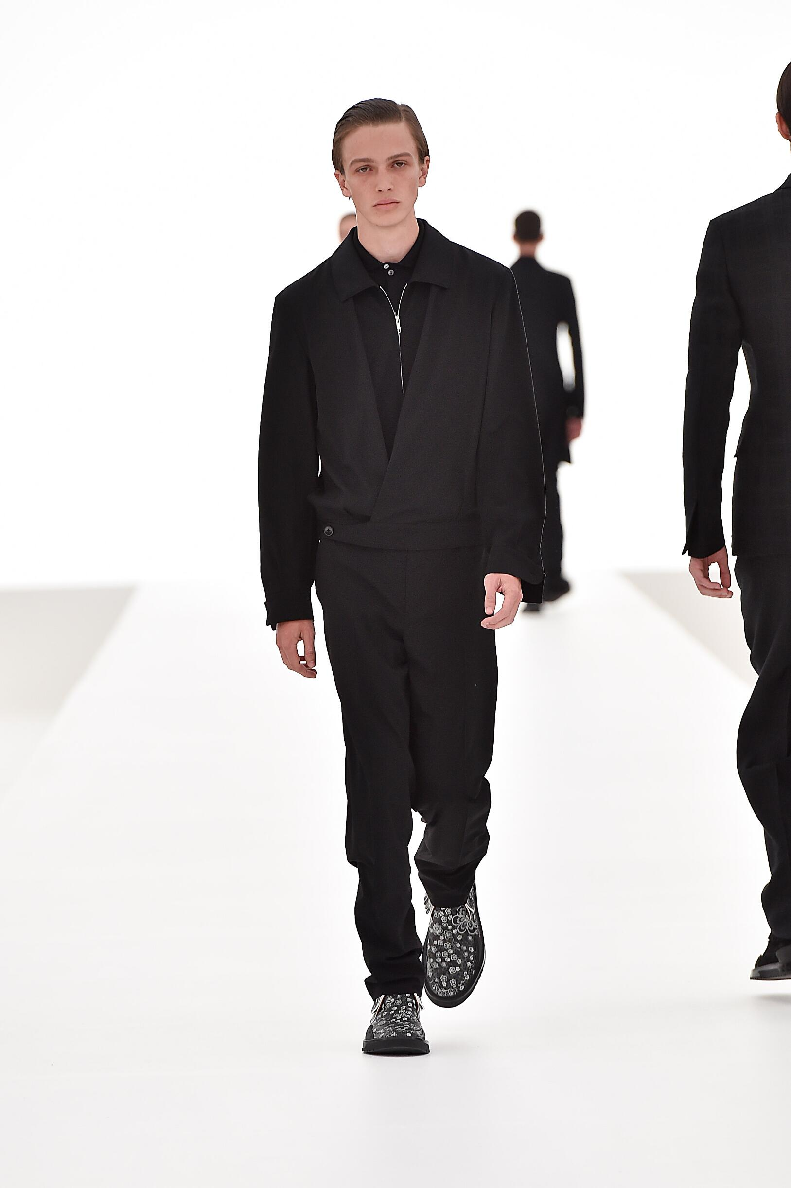 Spring Summer 2016 Fashion Collection Ermenegildo Zegna Couture