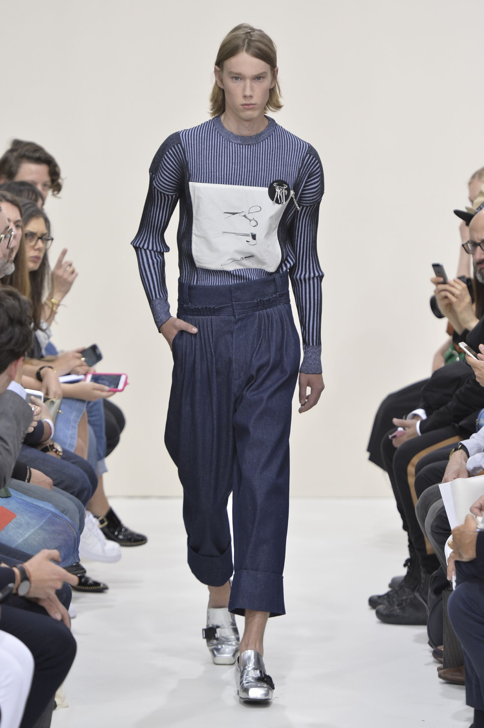 Spring Summer 2016 Fashion Collection J.W. Anderson