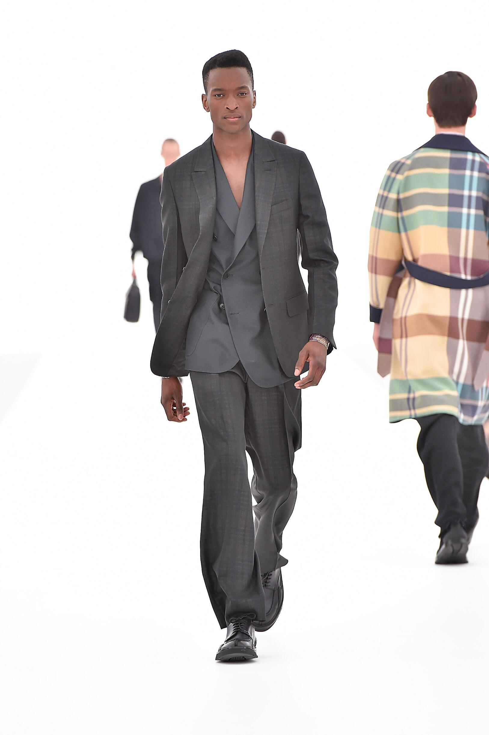 Style Men Ermenegildo Zegna Couture Collection