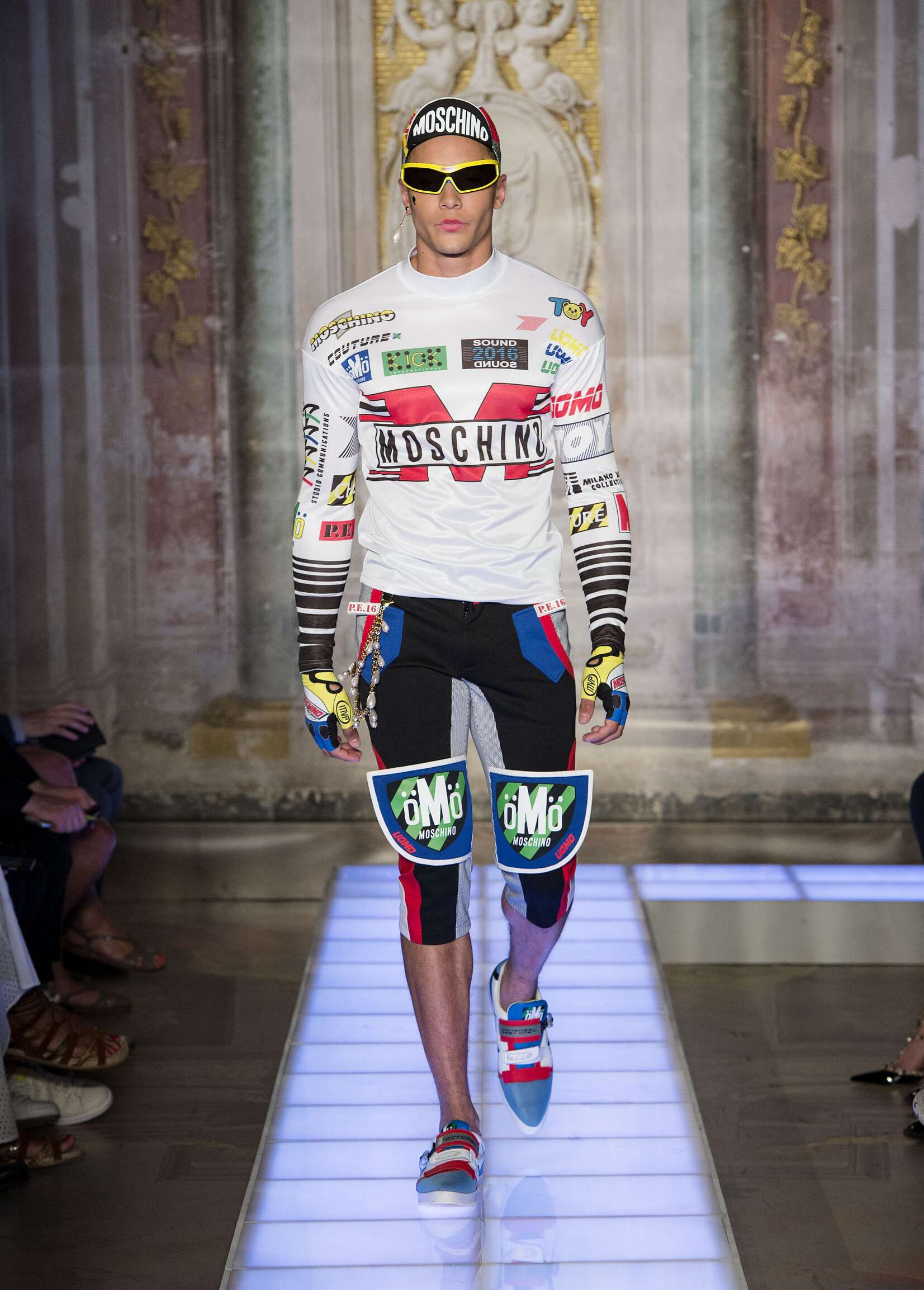 Style Men Moschino Collection