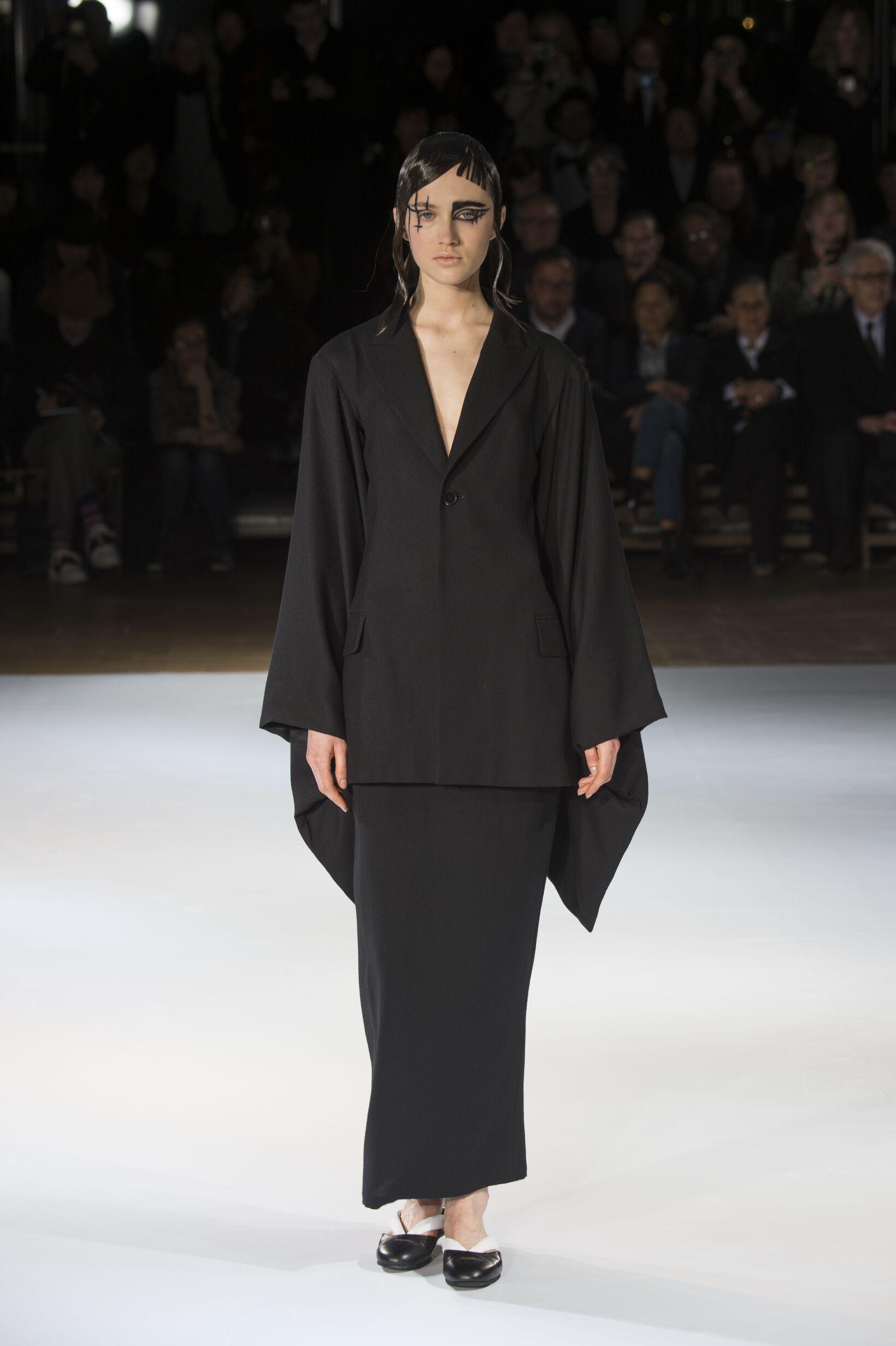 Style Women Yohji Yamamoto Collection
