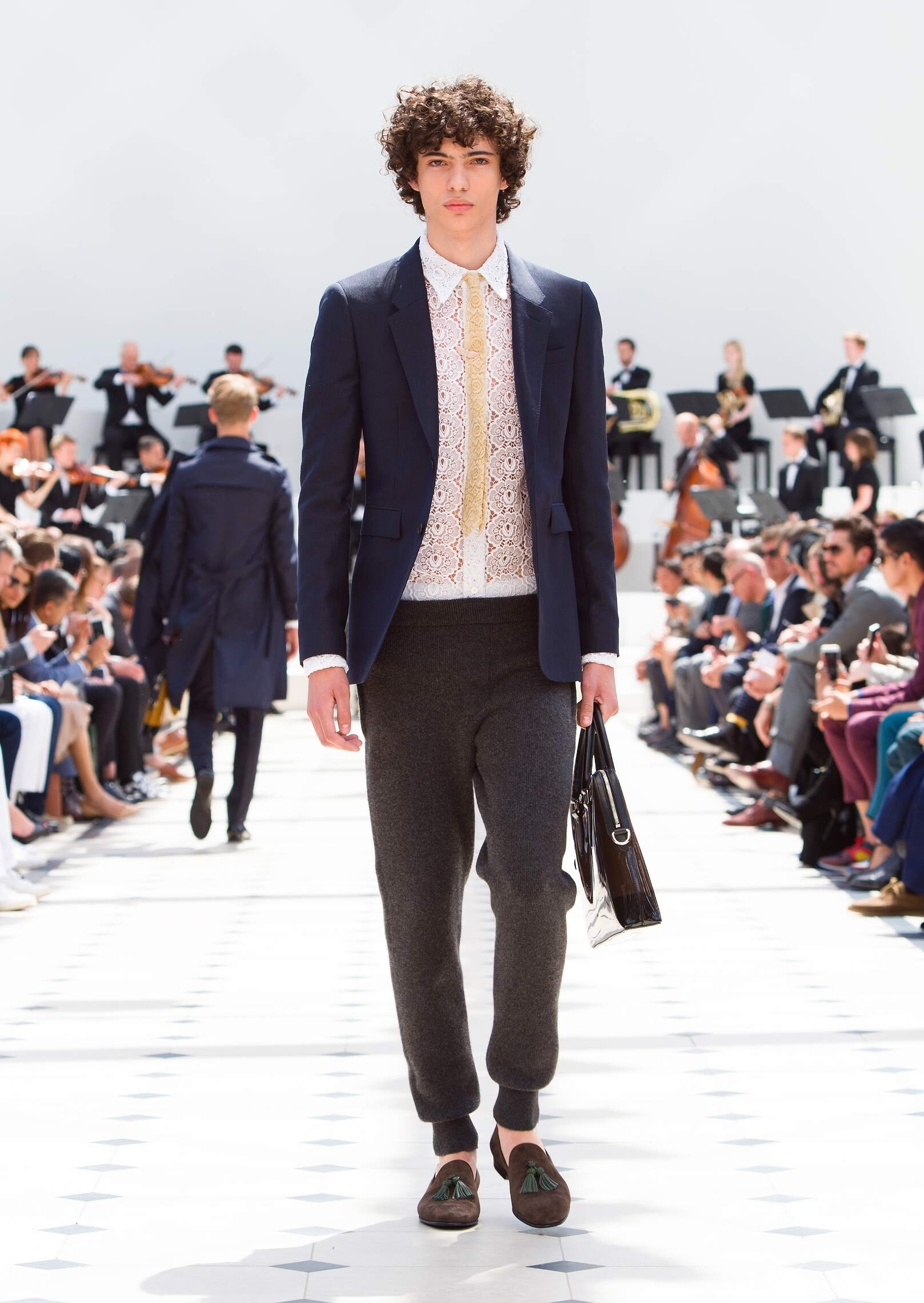 Summer 2016 Fashion Show Burberry Prorsum Collection