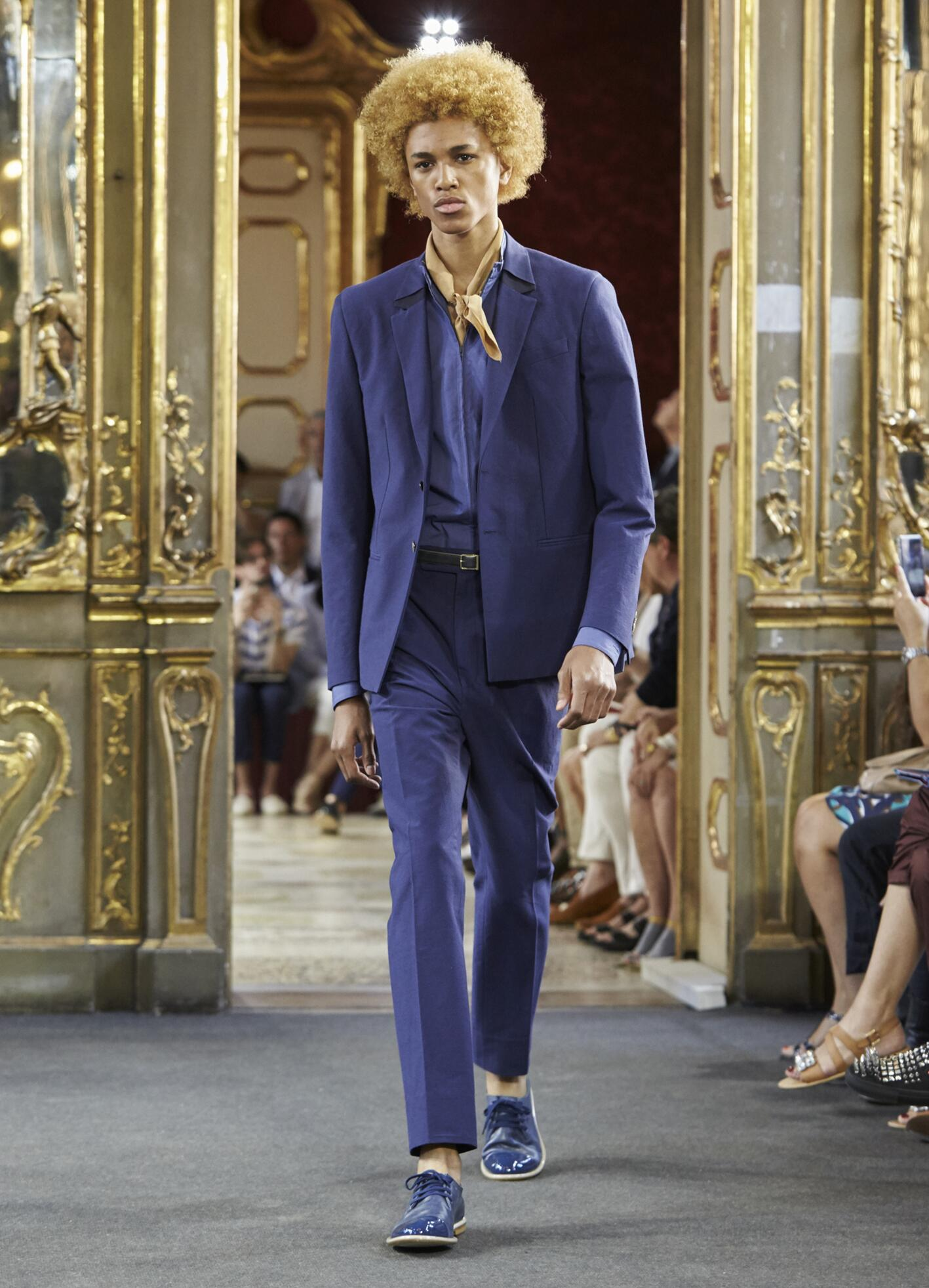 Summer 2016 Fashion Show Corneliani Collection