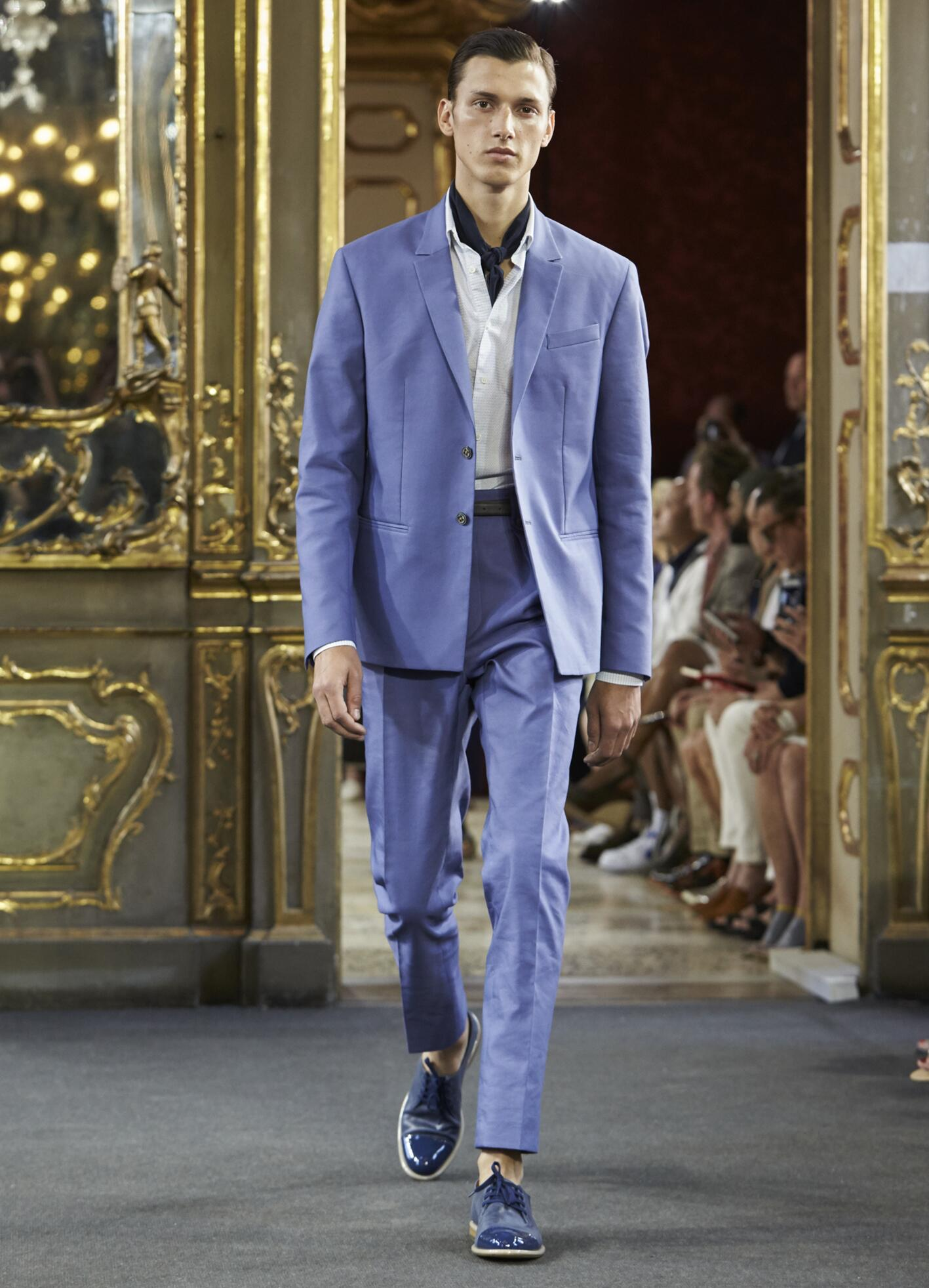 Summer 2016 Fashion Trends Corneliani Collection