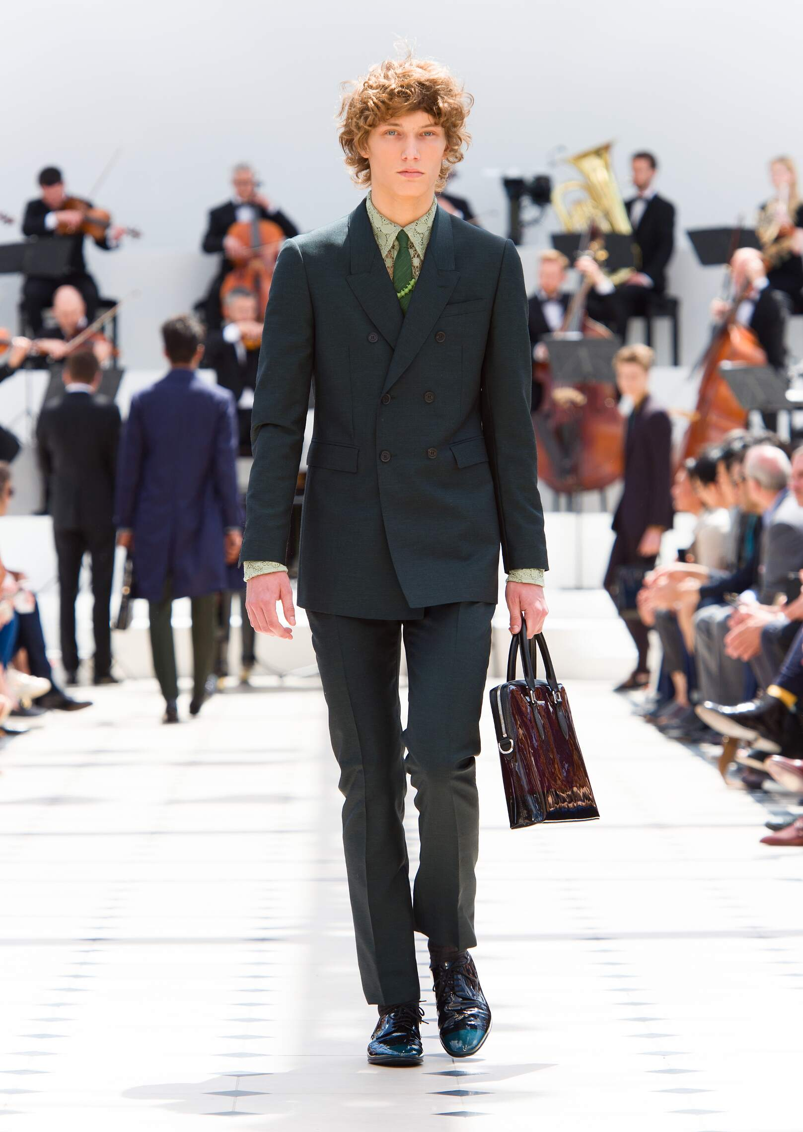 Summer 2016 Man Trends Burberry Prorsum Collection