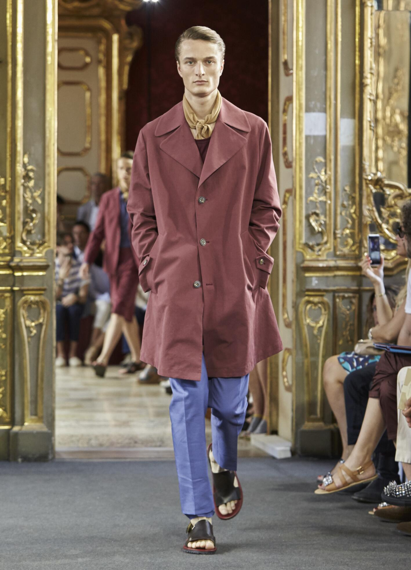 Summer 2016 Man Trends Corneliani Collection