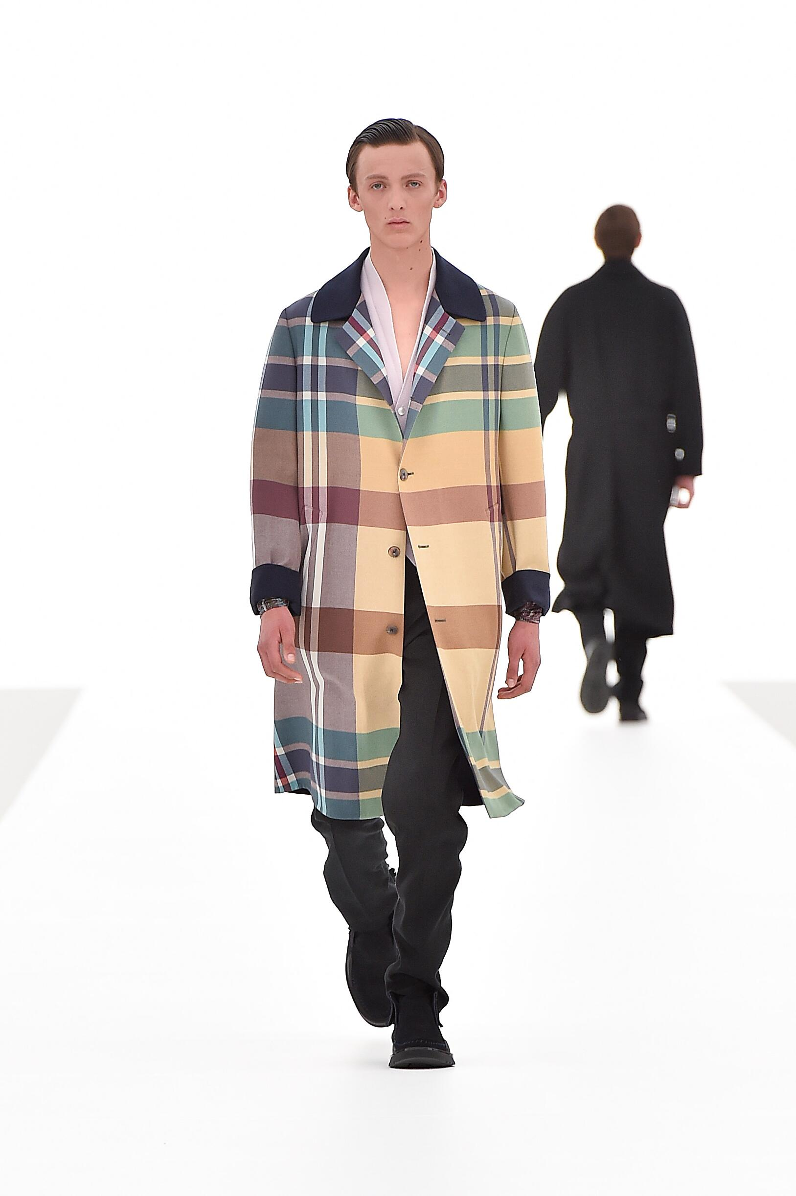 Summer 2016 Man Trends Ermenegildo Zegna Couture Collection