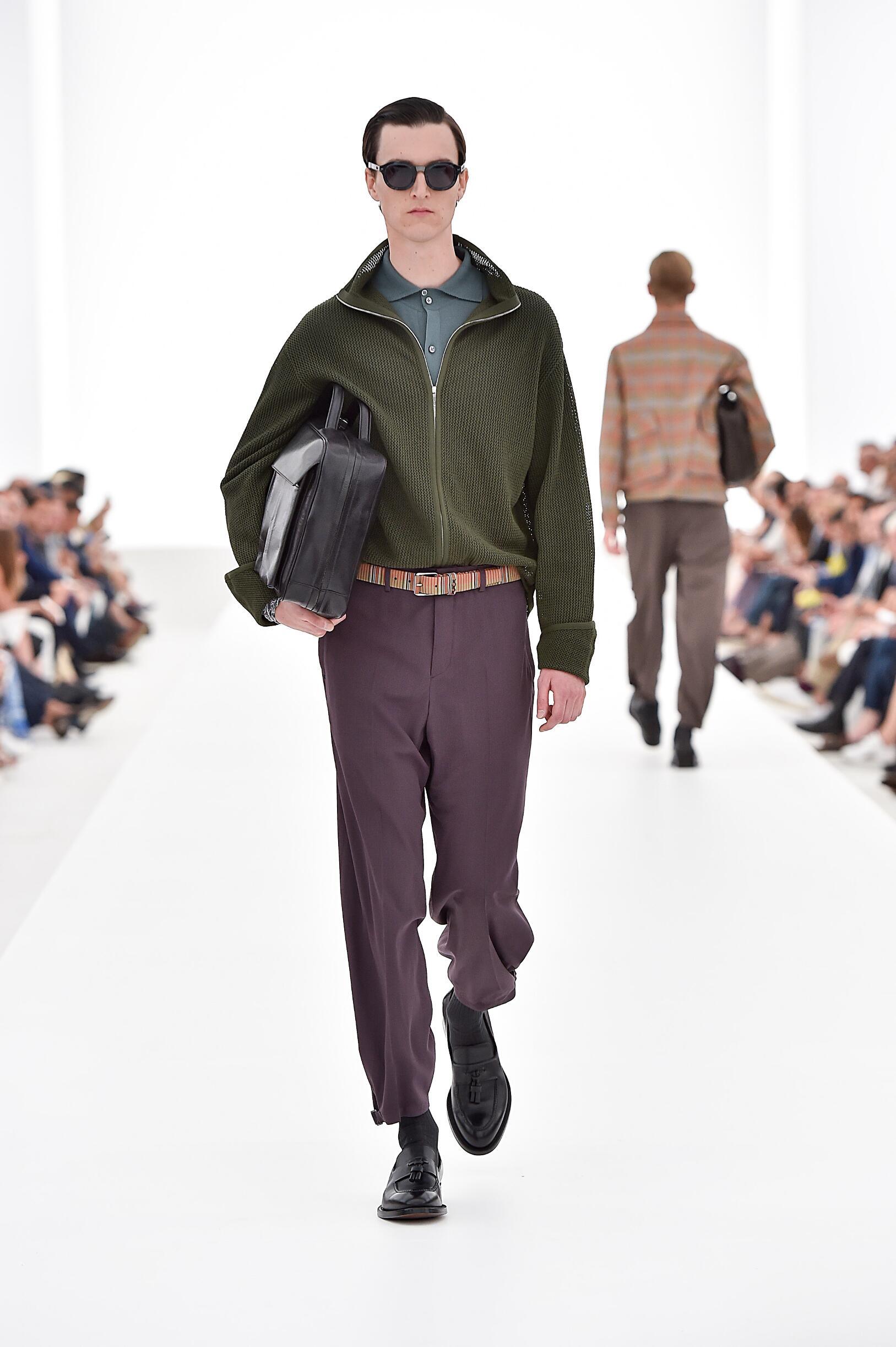 Summer Fashion Trends 2016 Ermenegildo Zegna Couture Collection
