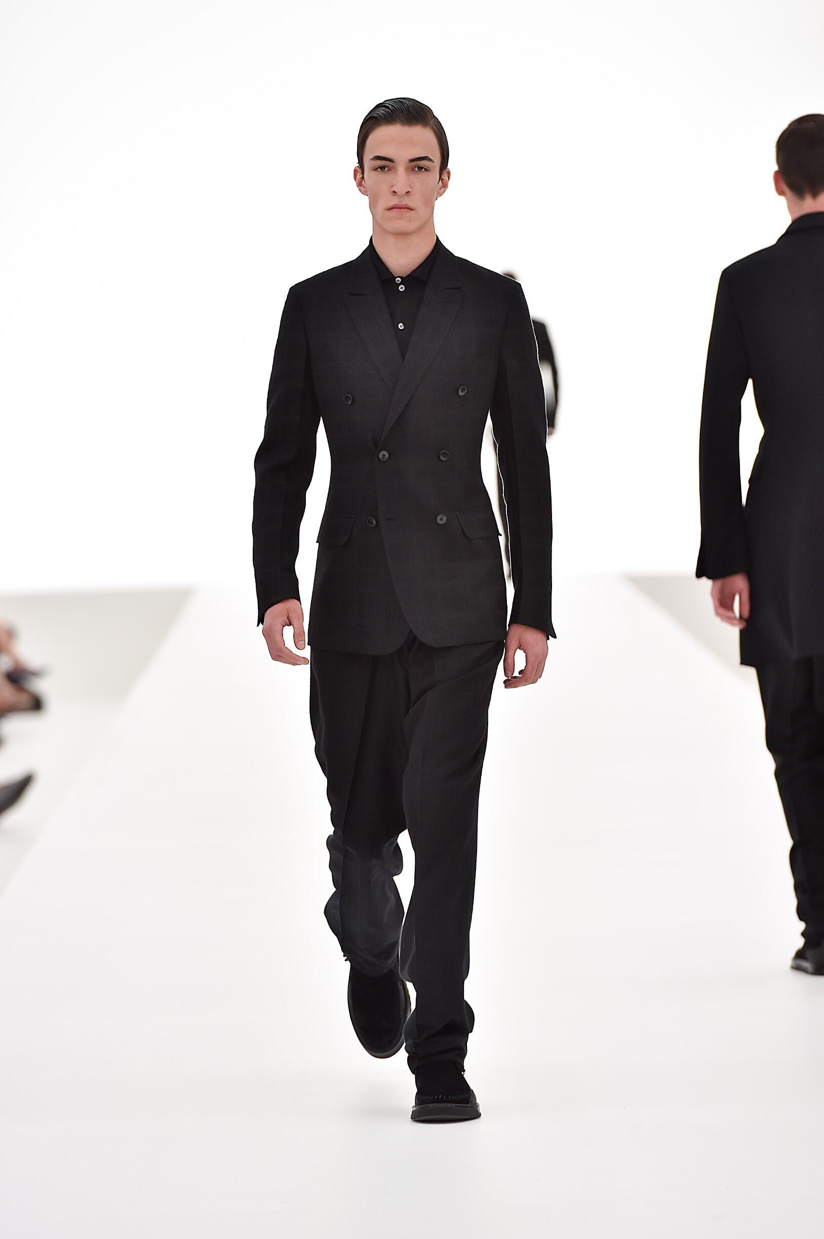Summer Trends 2016 Ermenegildo Zegna Couture Collection