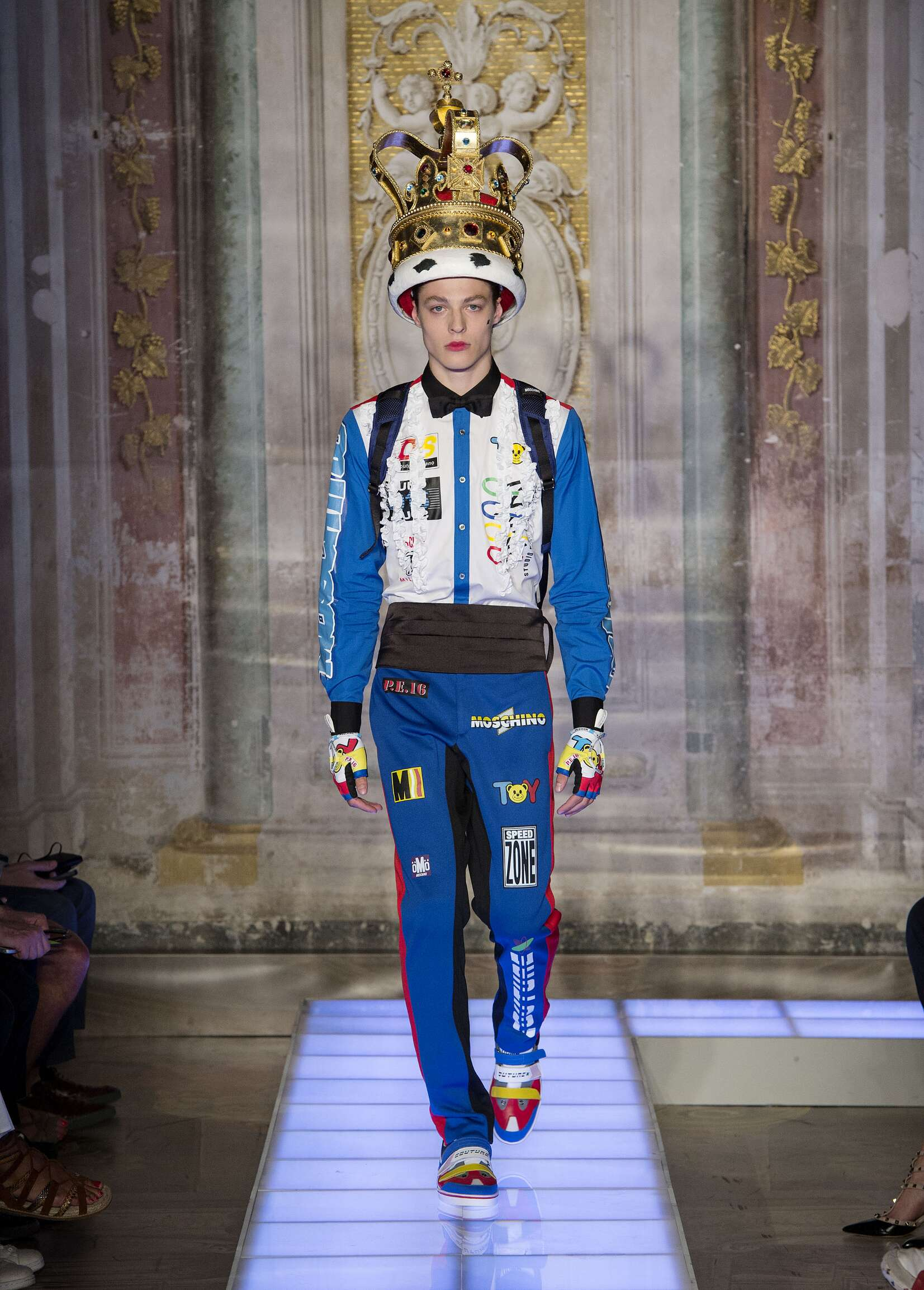 Summer Trends 2016 Moschino Collection