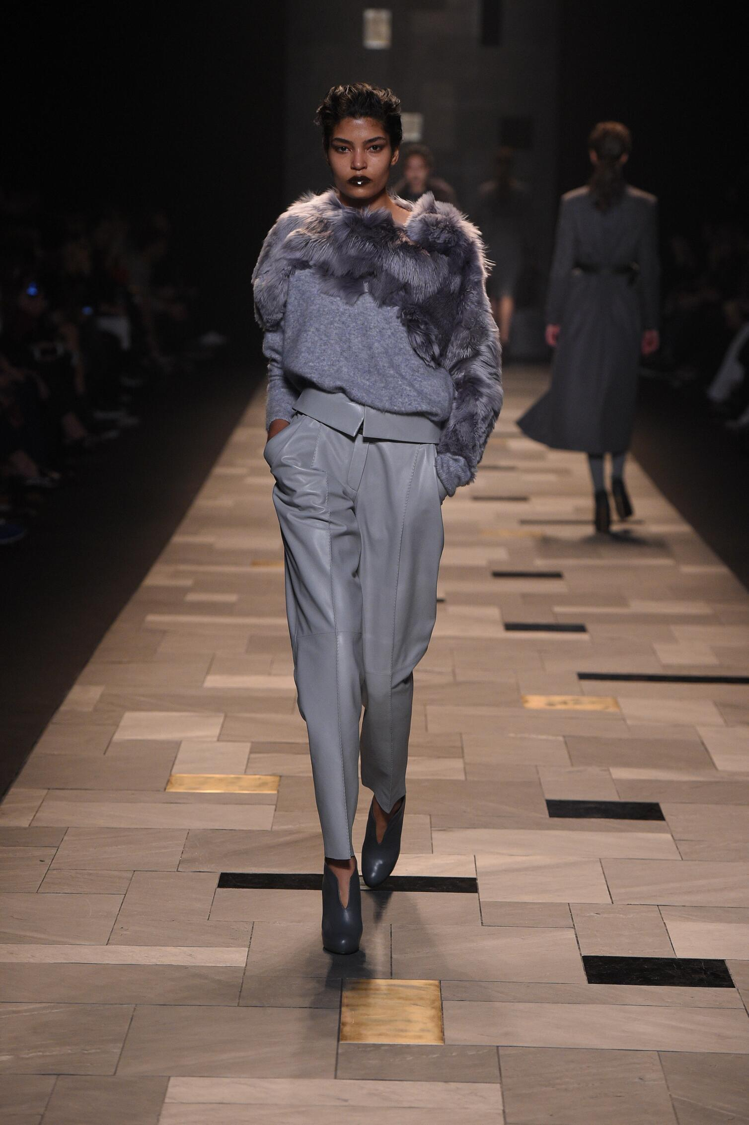 Trussardi Collection Catwalk