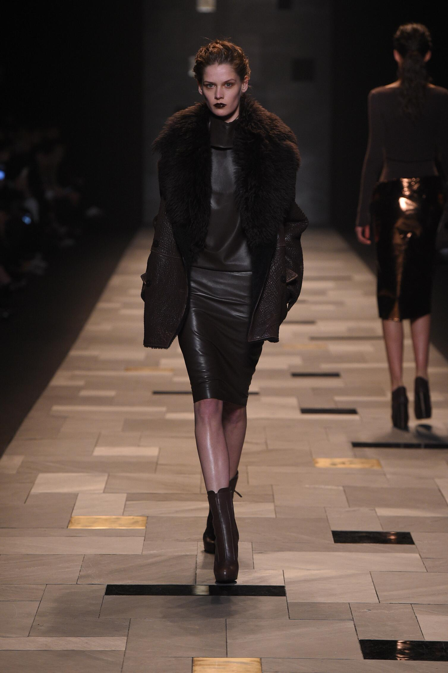 Trussardi Collection Fashion Show FW 2015 2016