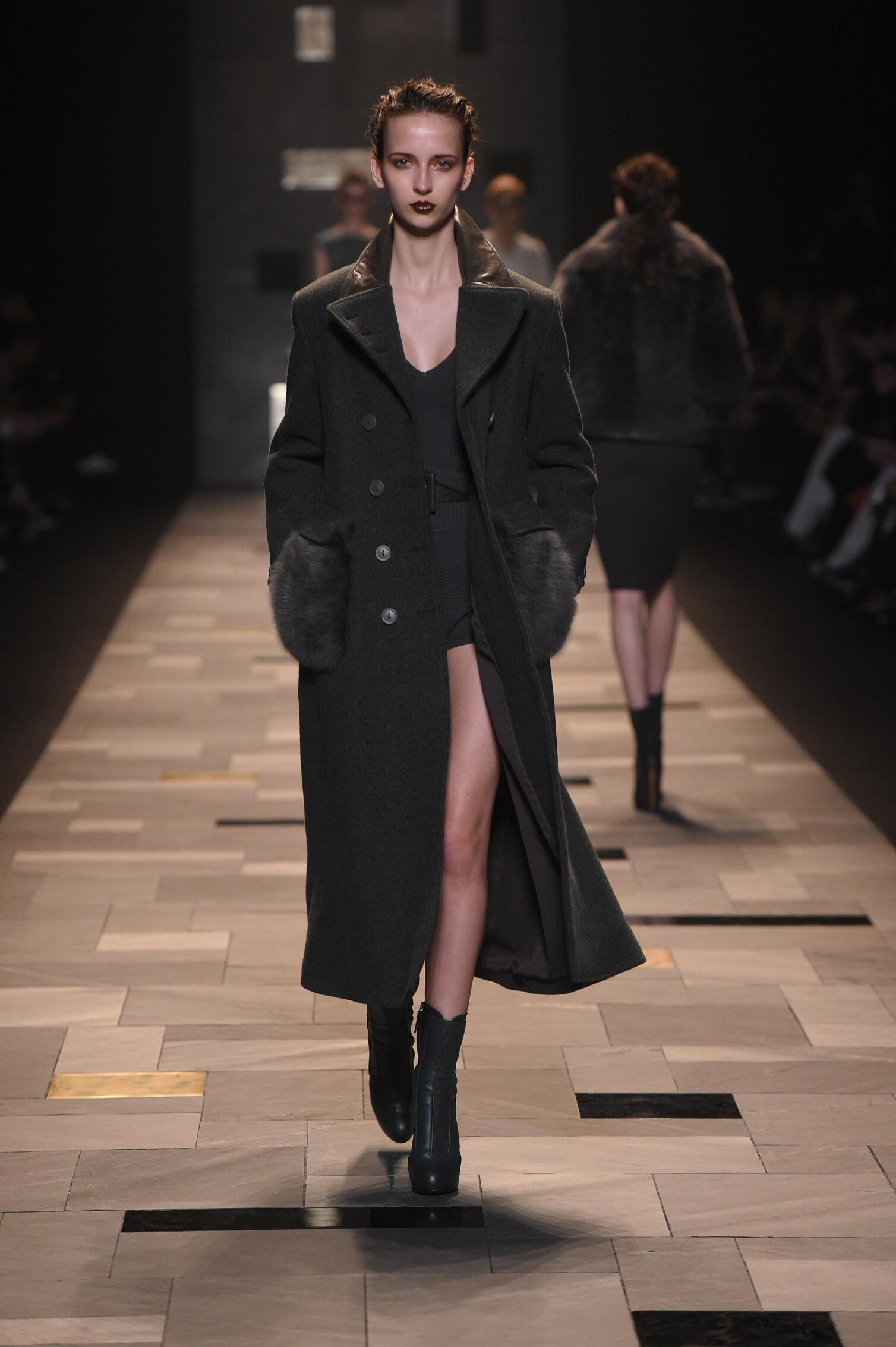 Trussardi Collection Fashion Trends