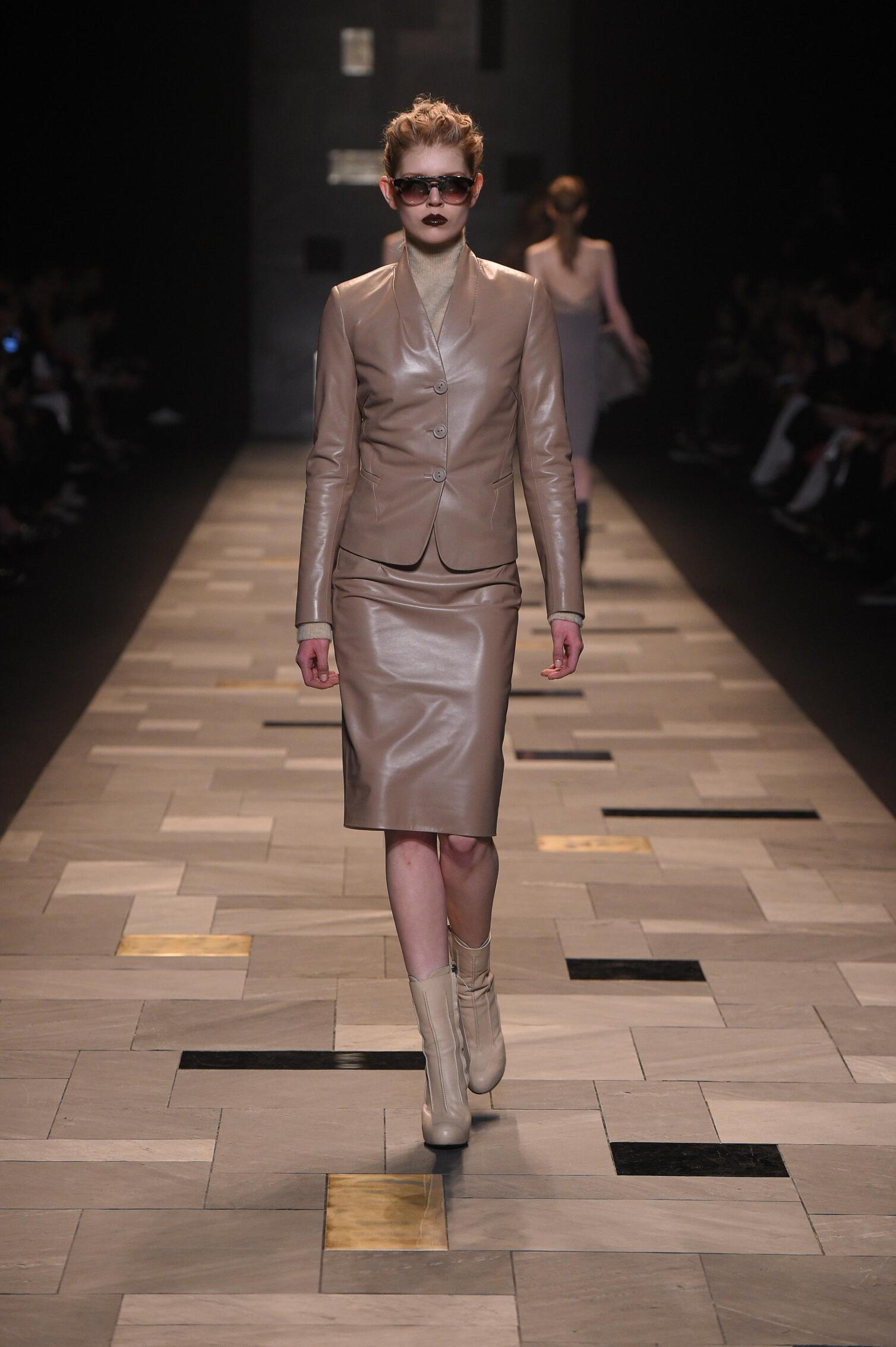 Trussardi Collection Woman Milan Fashion Week