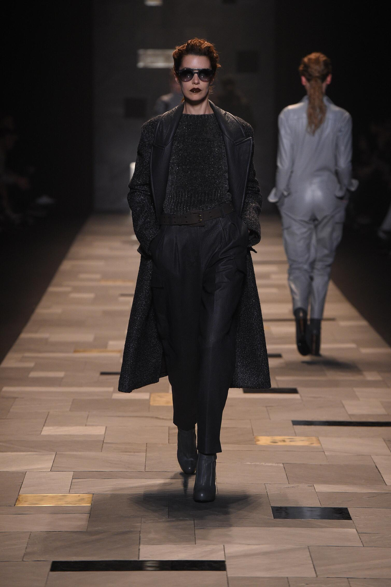 Trussardi Women's Collection 2015 2016