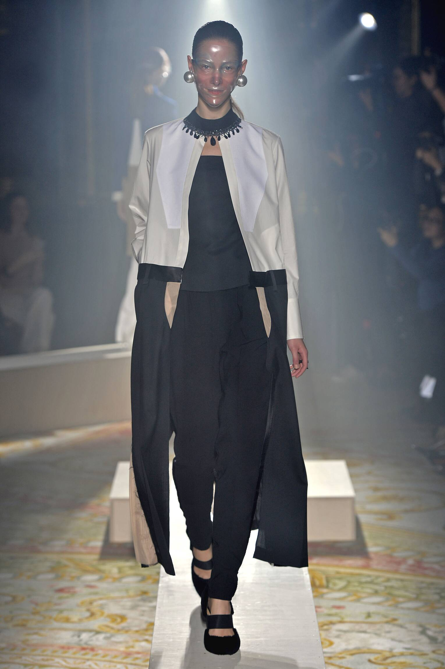 Undercover Collection Winter 2015 Catwalk