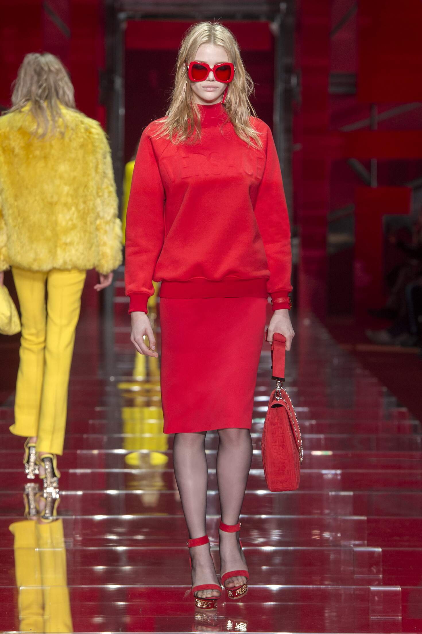 Versace Collection Catwalk