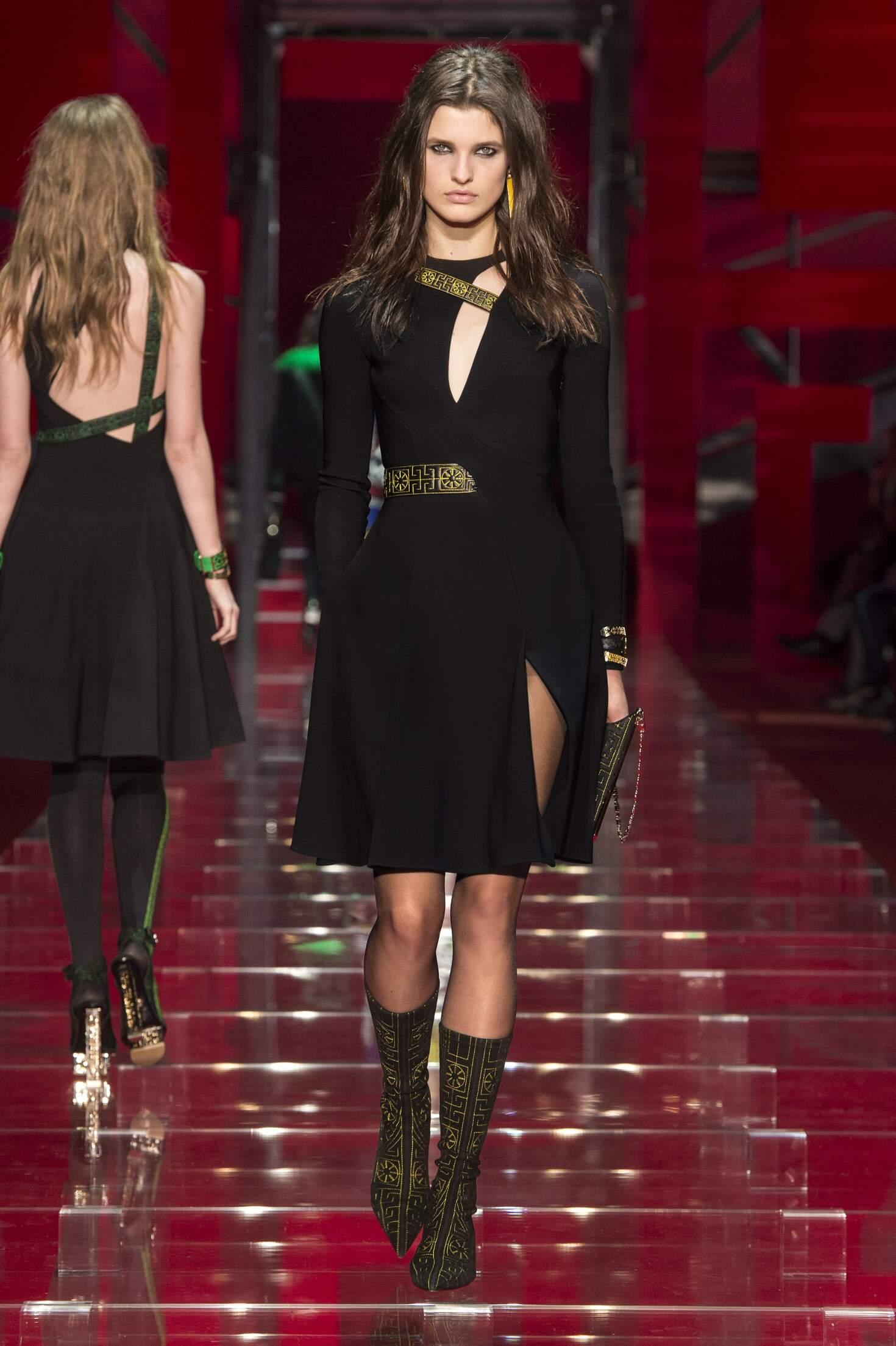 Versace Collection Milan Fashion Week Womenswear