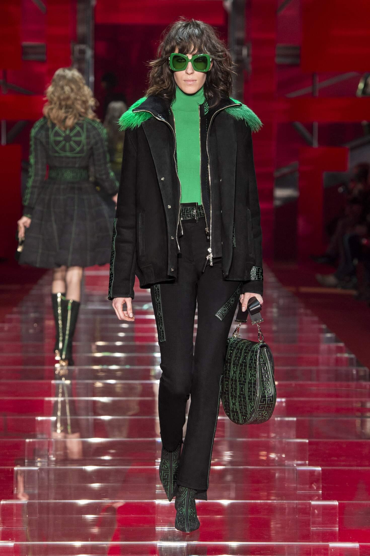 Versace Collection Milan Fashion Week