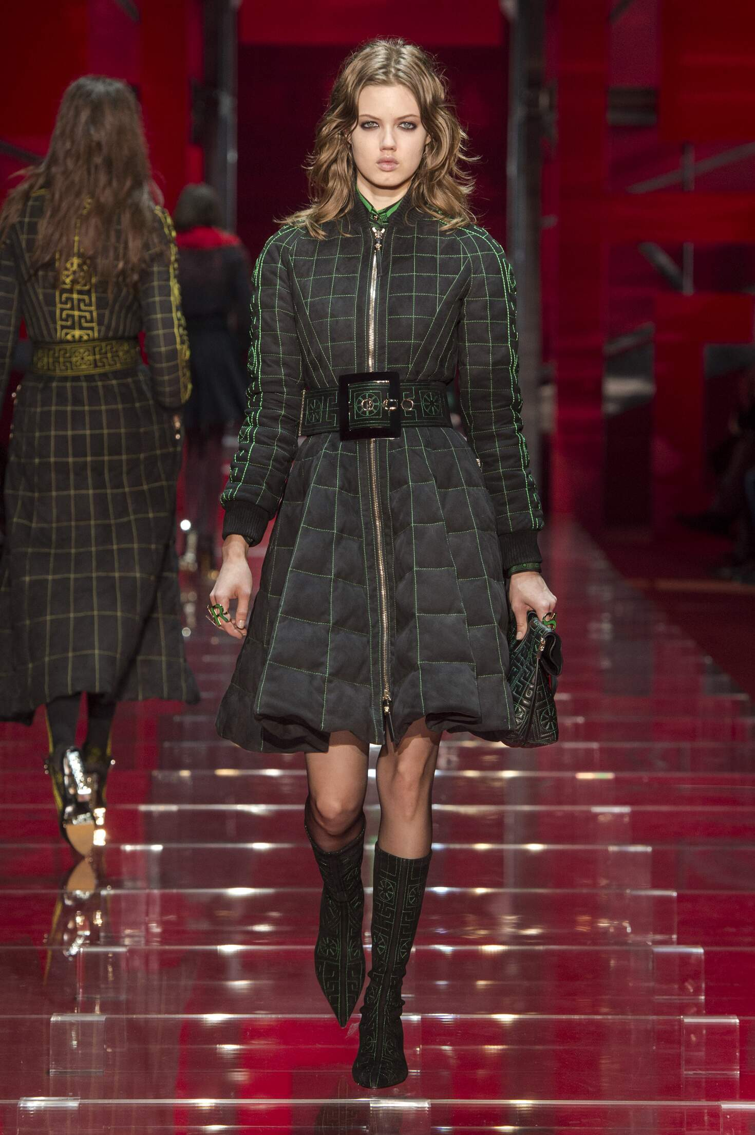 Versace Fall Winter 2015 16 Womens Collection Milan Fashion Week