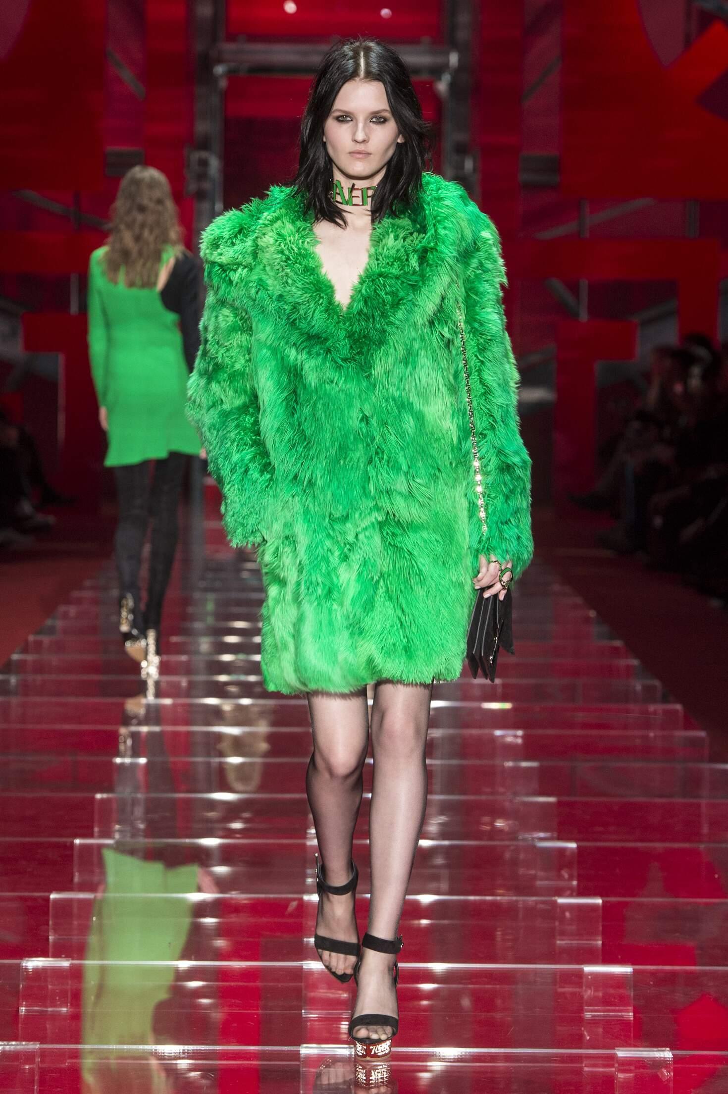 Versace Fashion Show