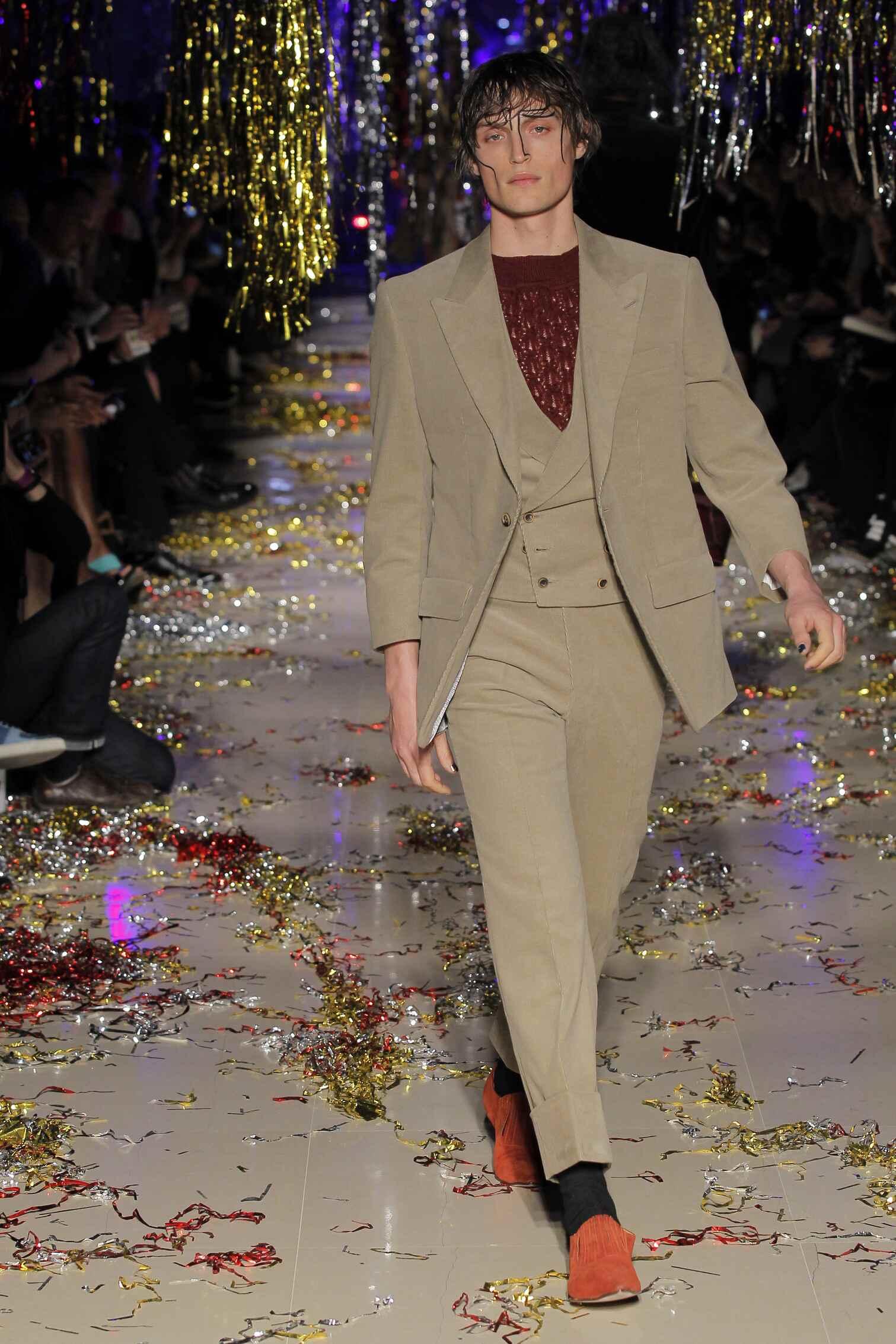 Vivienne Westwood Gold Label Collection Catwalk