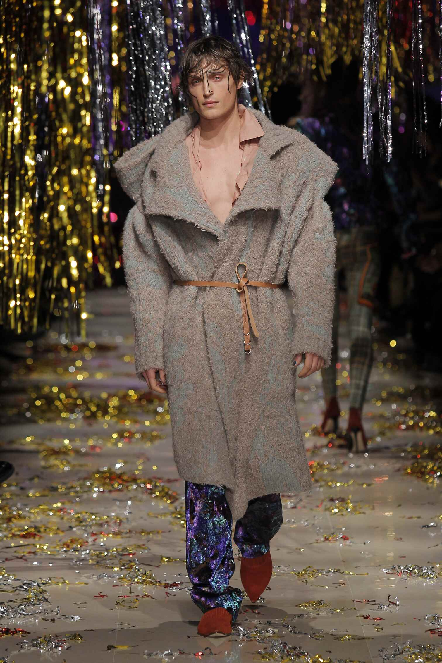 Vivienne Westwood Gold Label Collection Fashion Show FW 2015 2016