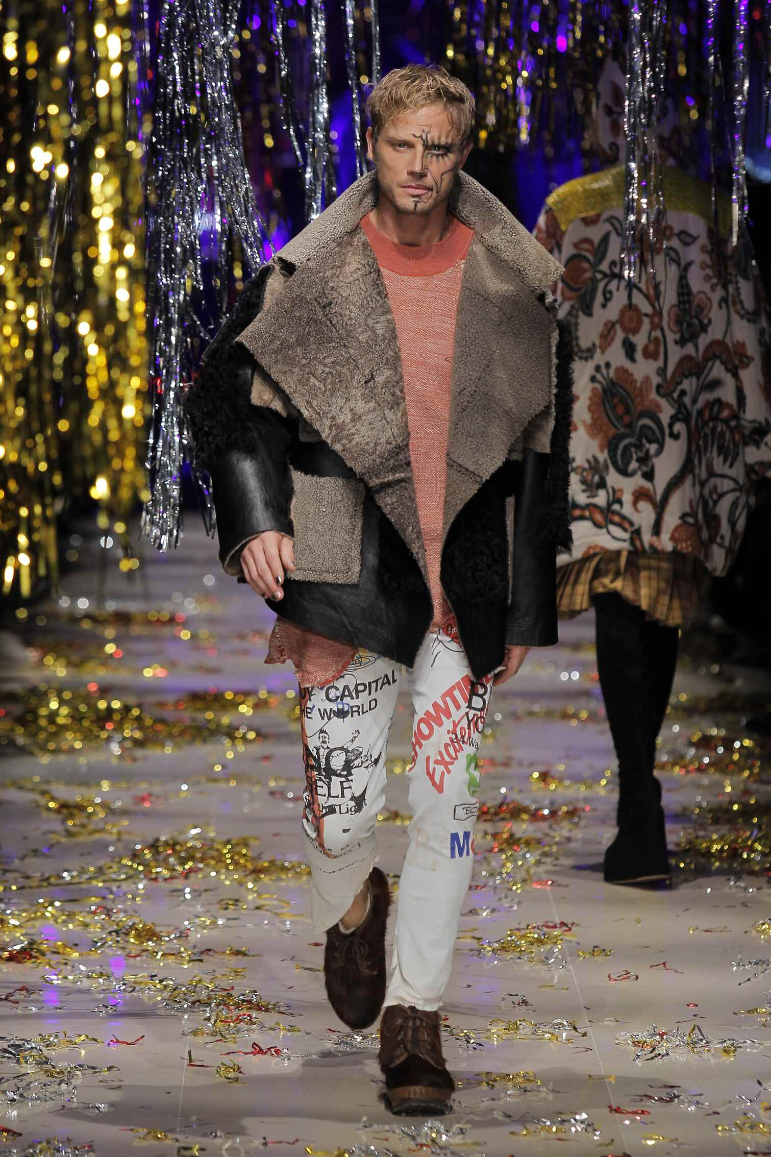 Vivienne Westwood Gold Label Collection Man Paris Fashion Week