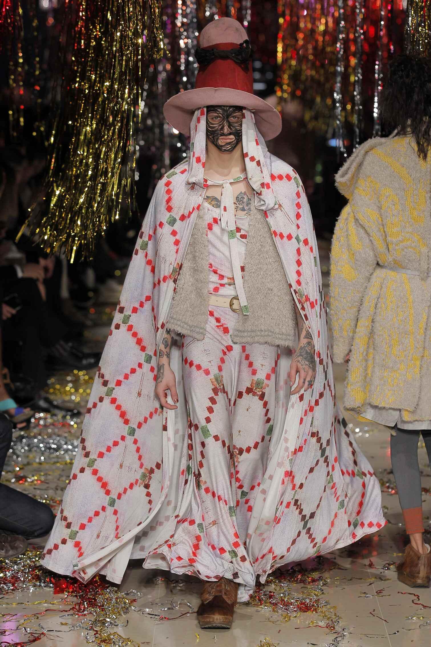 Vivienne Westwood Gold Label Collection Men Style