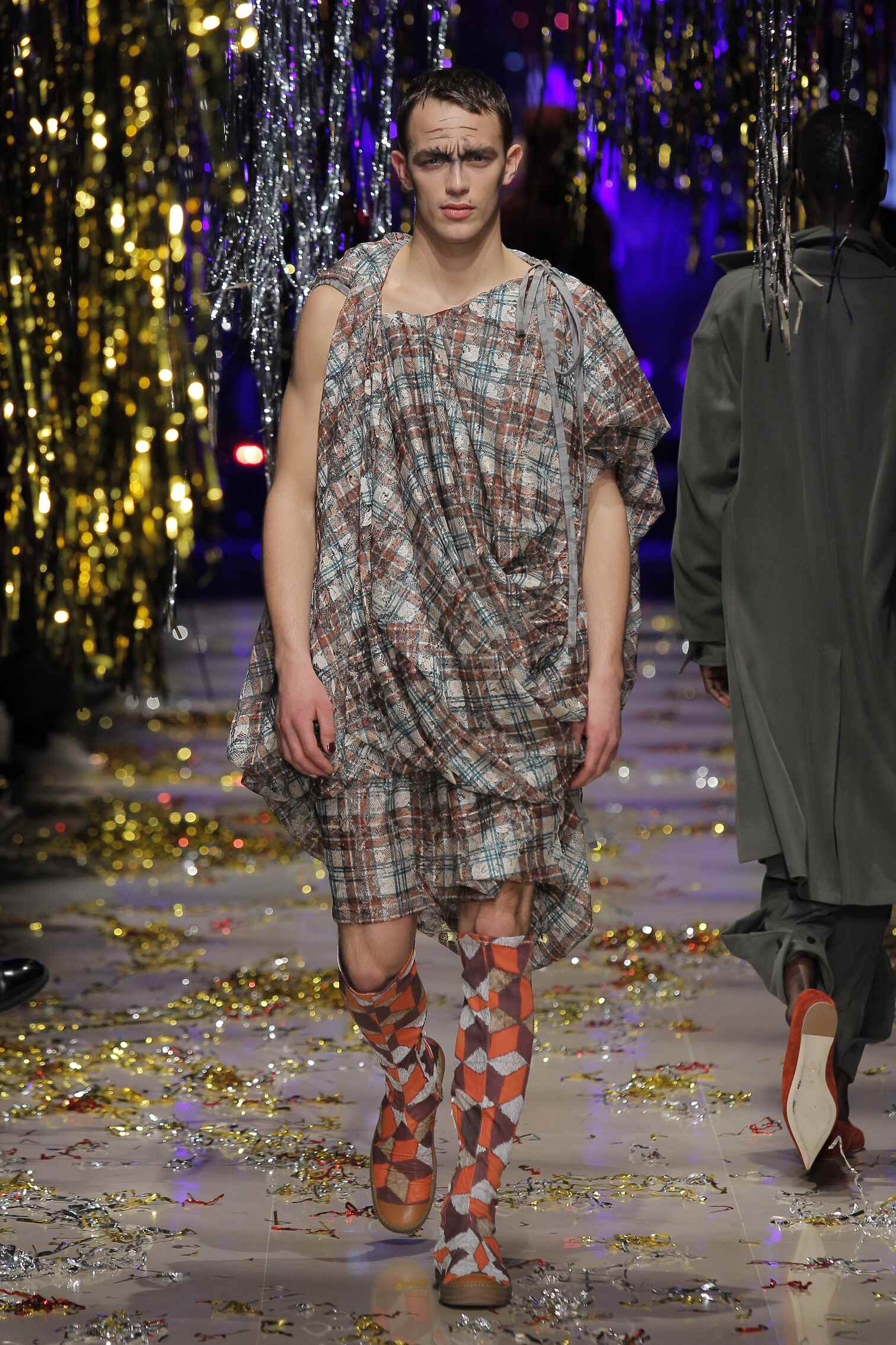 Vivienne Westwood Gold Label Collection Paris Fashion Week Menswear
