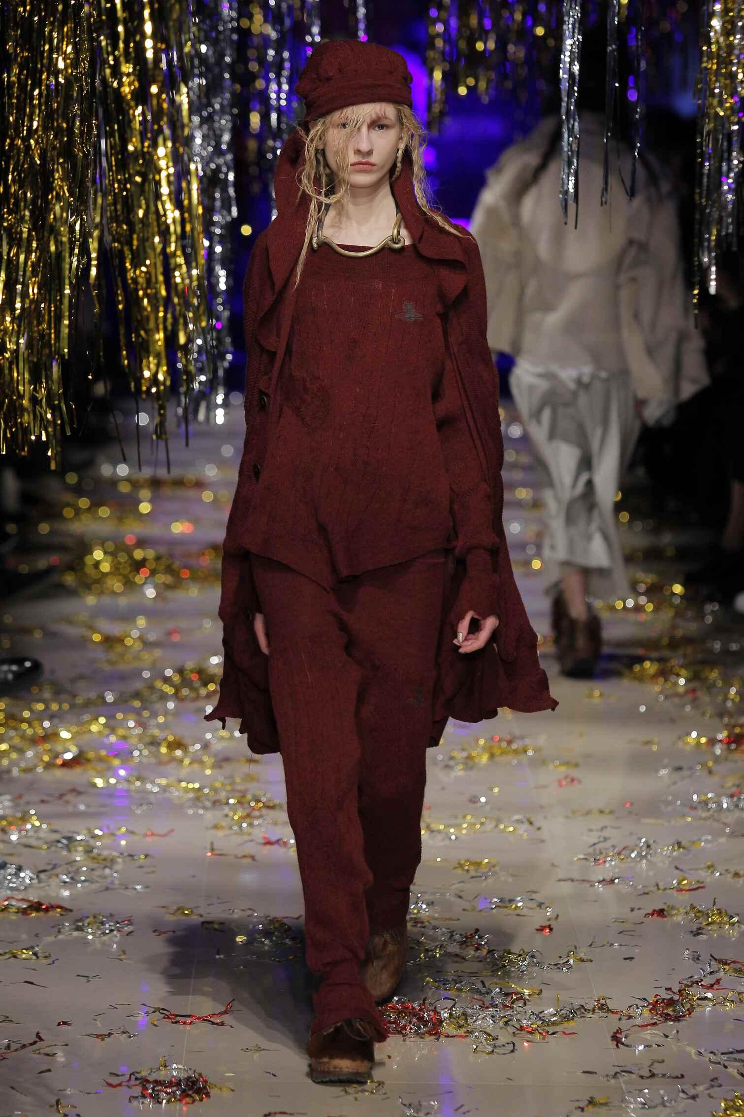 Vivienne Westwood Gold Label Collection Paris Fashion Week