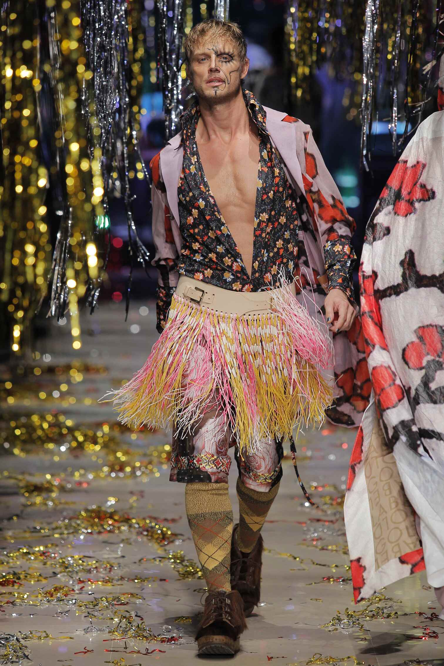 Vivienne Westwood Gold Label Fall Winter 2015 16 Menswear Paris Fashion Week