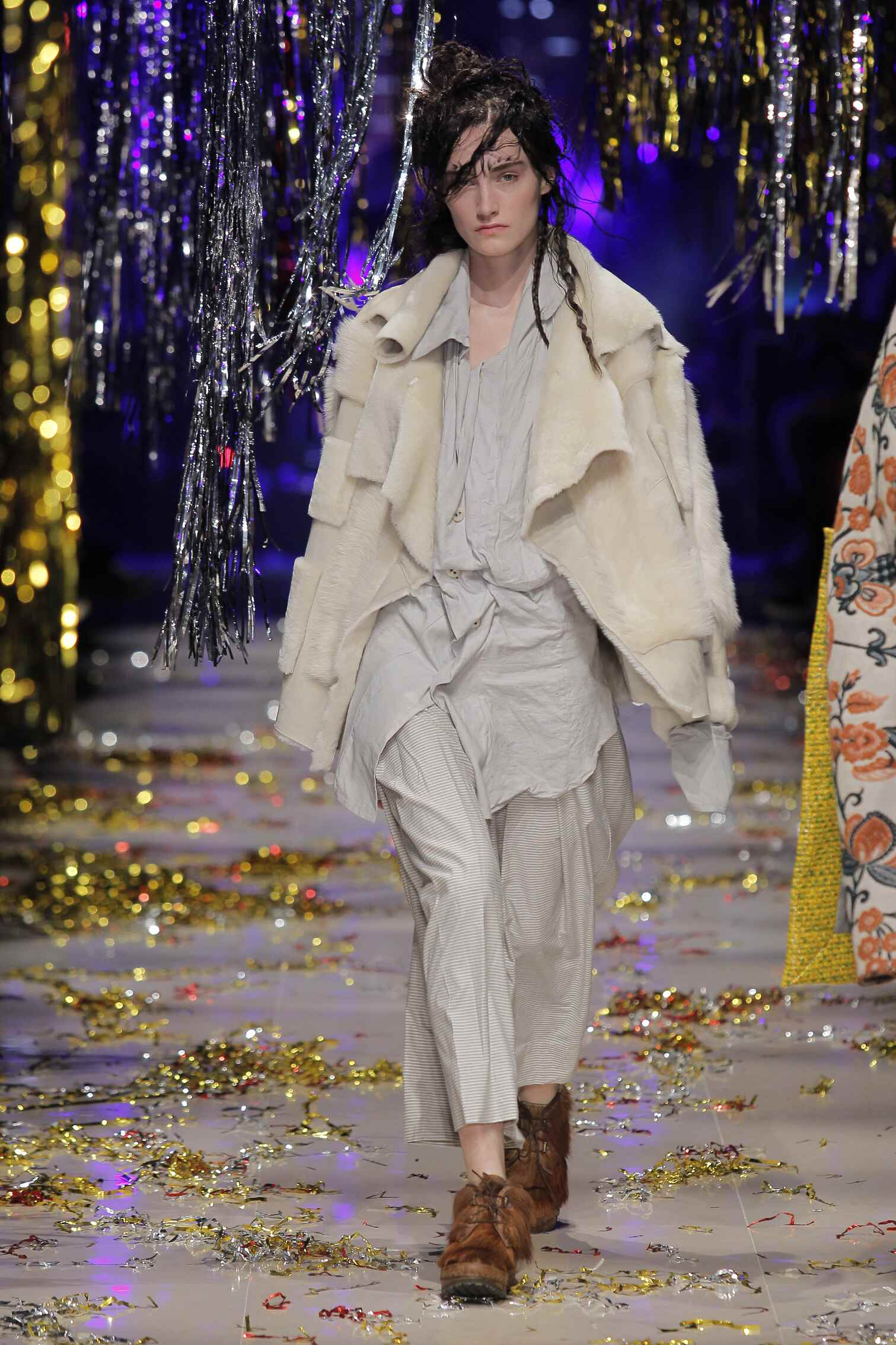 Vivienne Westwood Gold Label Fall Winter 2015 16 Womens Collection Paris Fashion Week