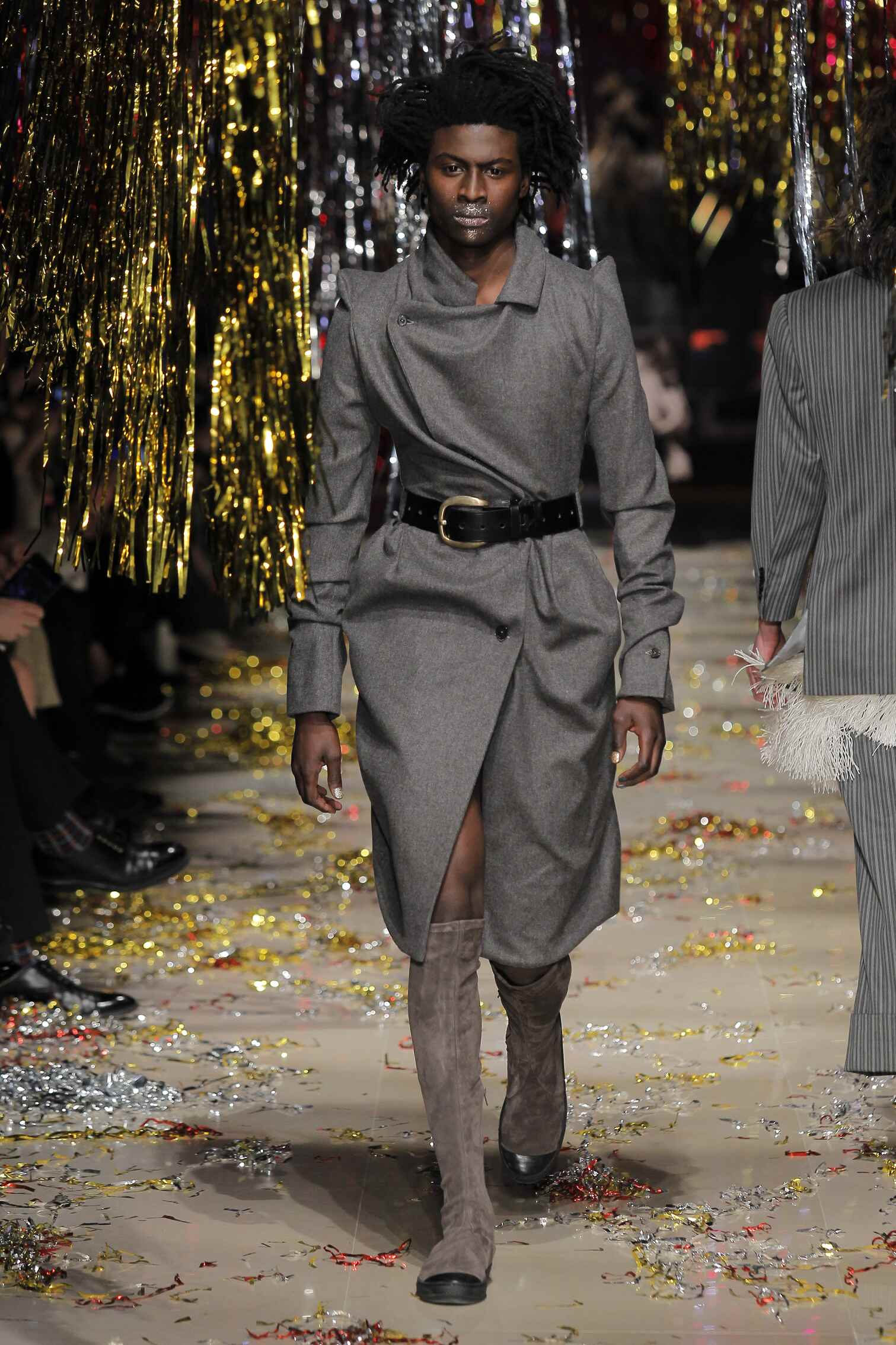 Vivienne Westwood Gold Label Fall Winter 2015 16 Womenswear Collection Paris Fashion Week Fashion Show
