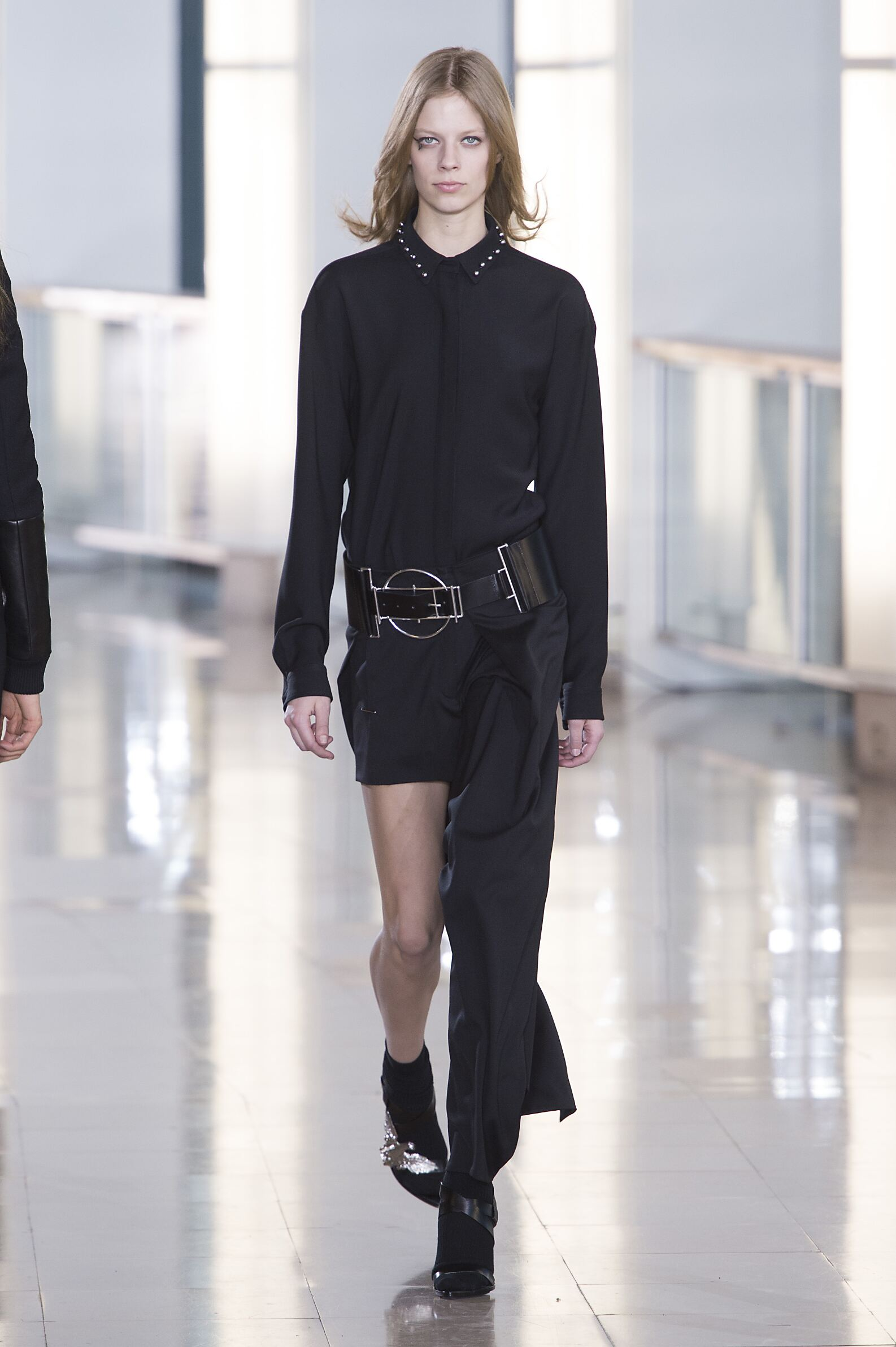 Winter 2015 Fashion Show Anthony Vaccarello Collection