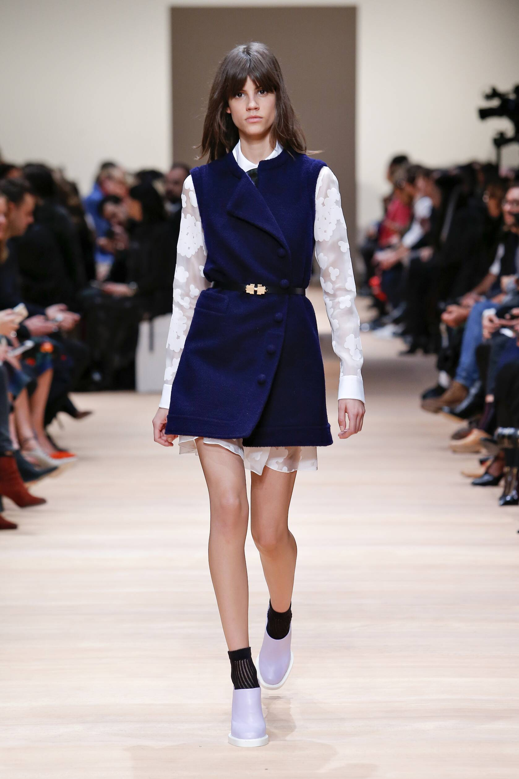 Winter 2015 Fashion Show Carven Collection