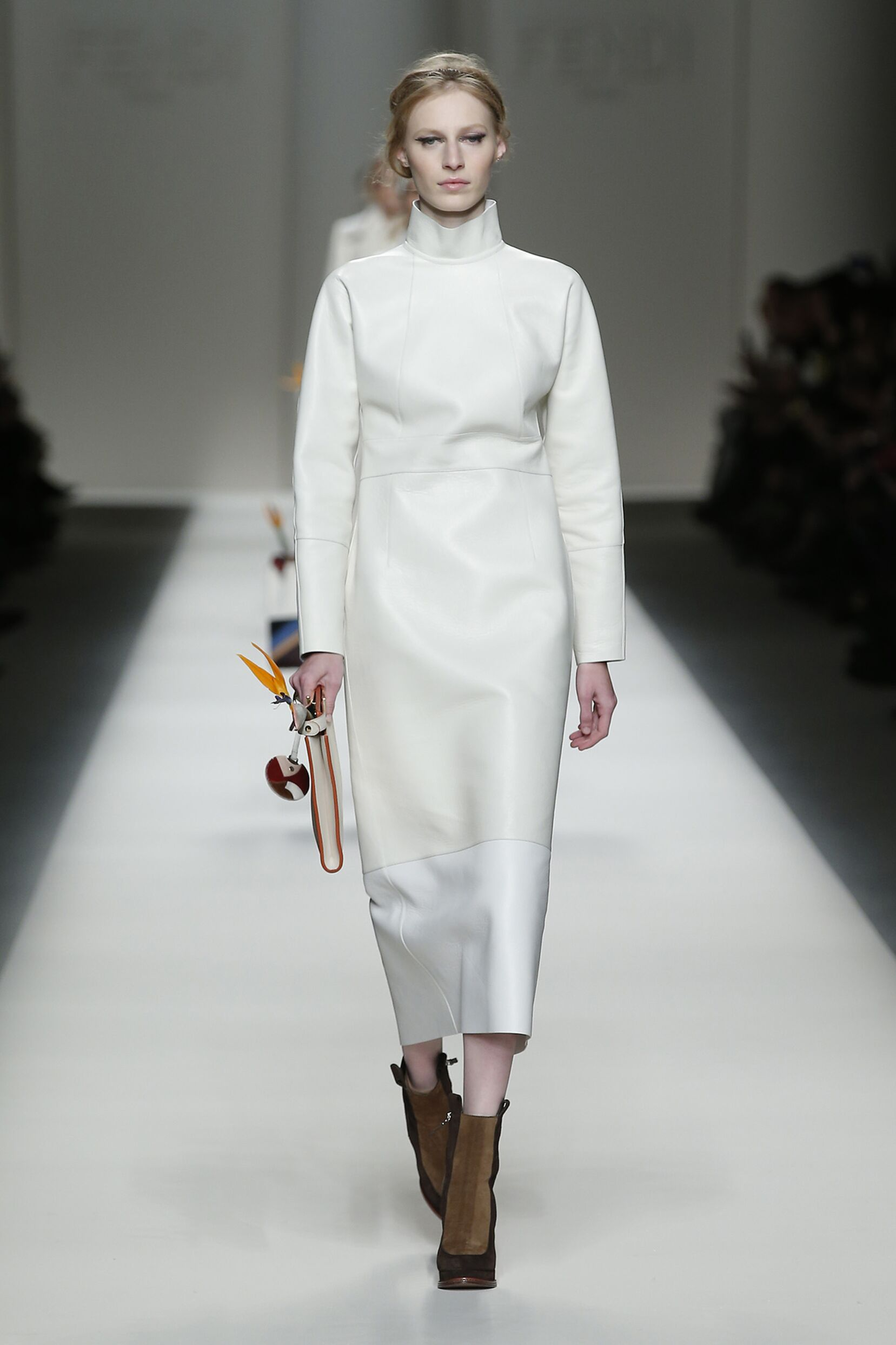Winter 2015 Fashion Show Fendi Collection