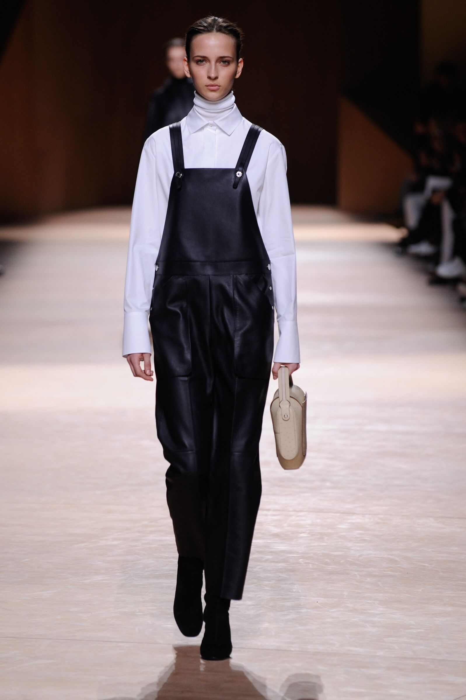 Winter 2015 Fashion Show Hermès Collection