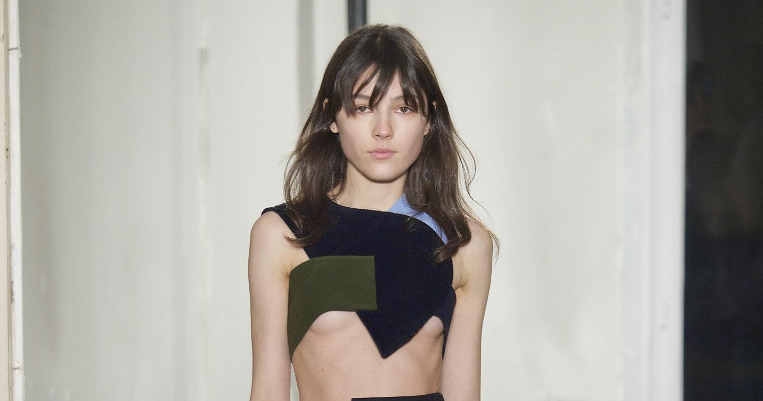 Winter 2015 Fashion Show Jacquemus Collection 2015