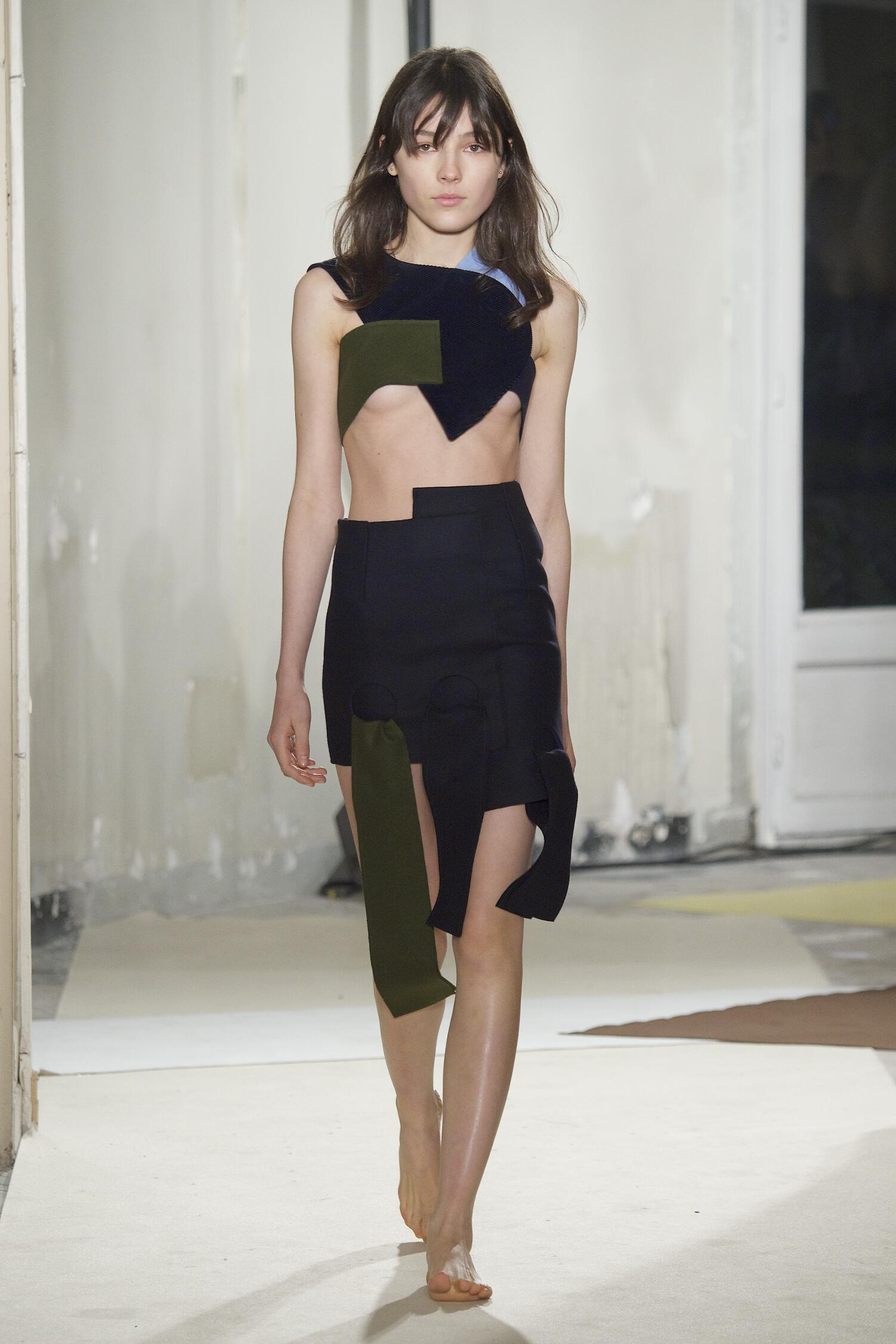 Winter 2015 Fashion Show Jacquemus Collection