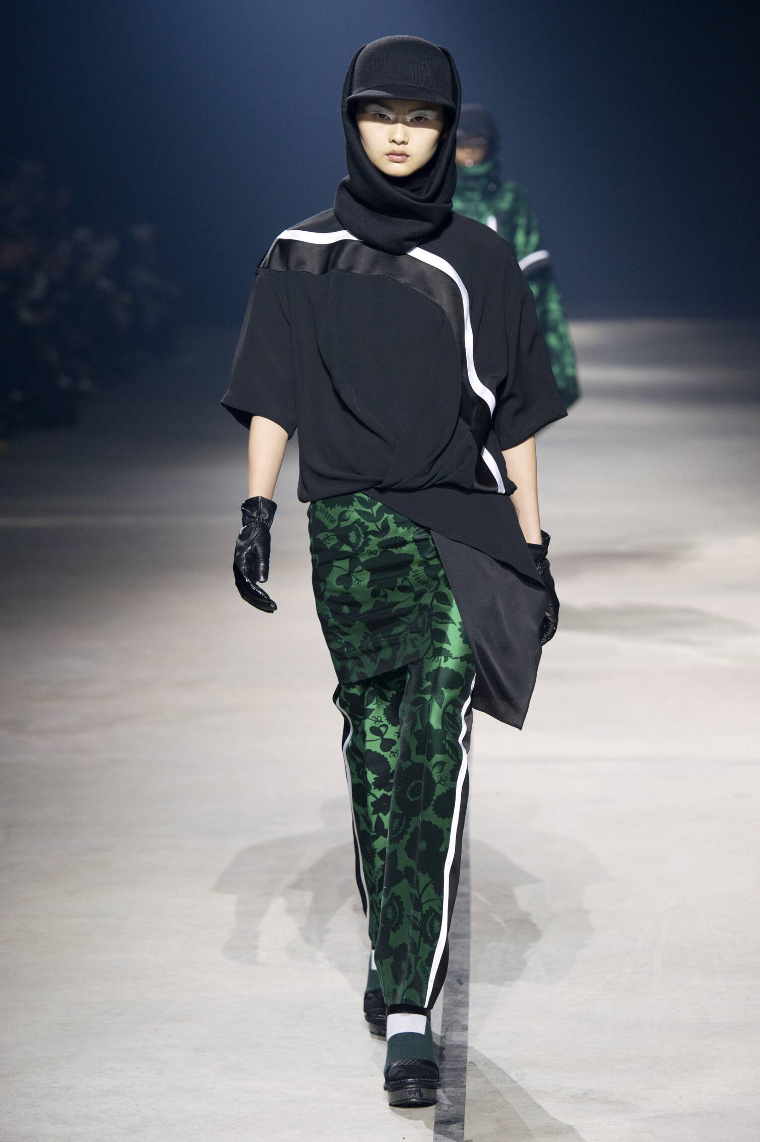 Winter 2015 Fashion Show Kenzo Collection