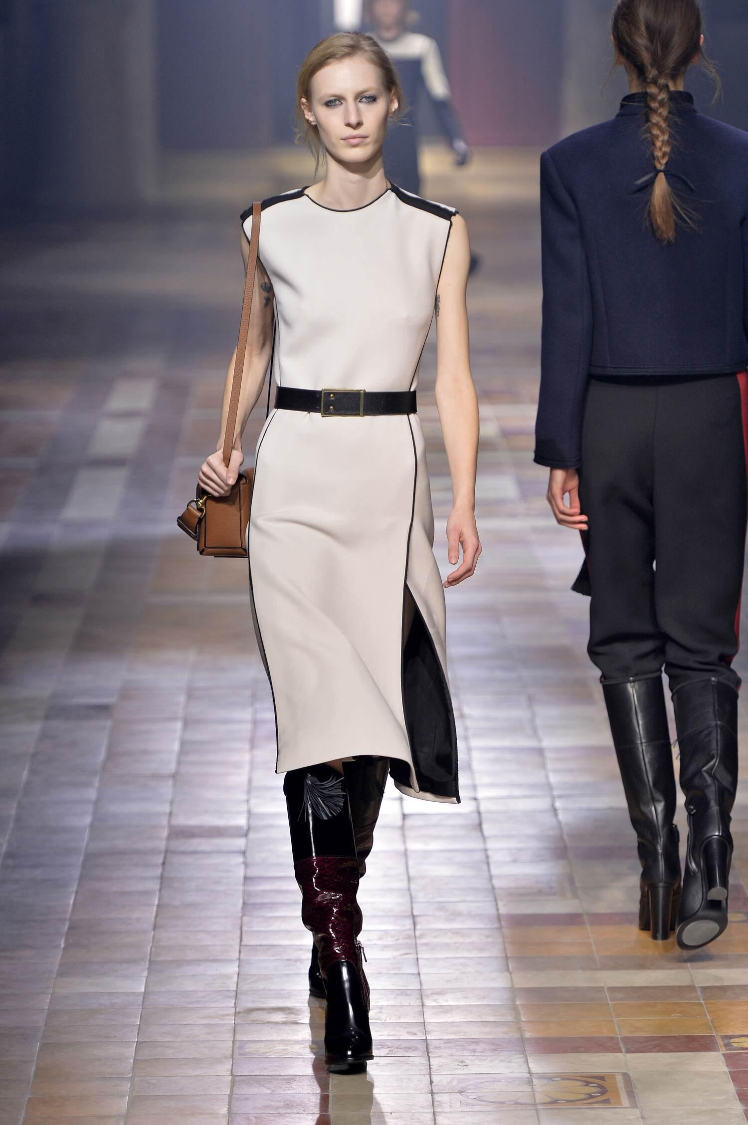 Winter 2015 Fashion Show Lanvin Collection