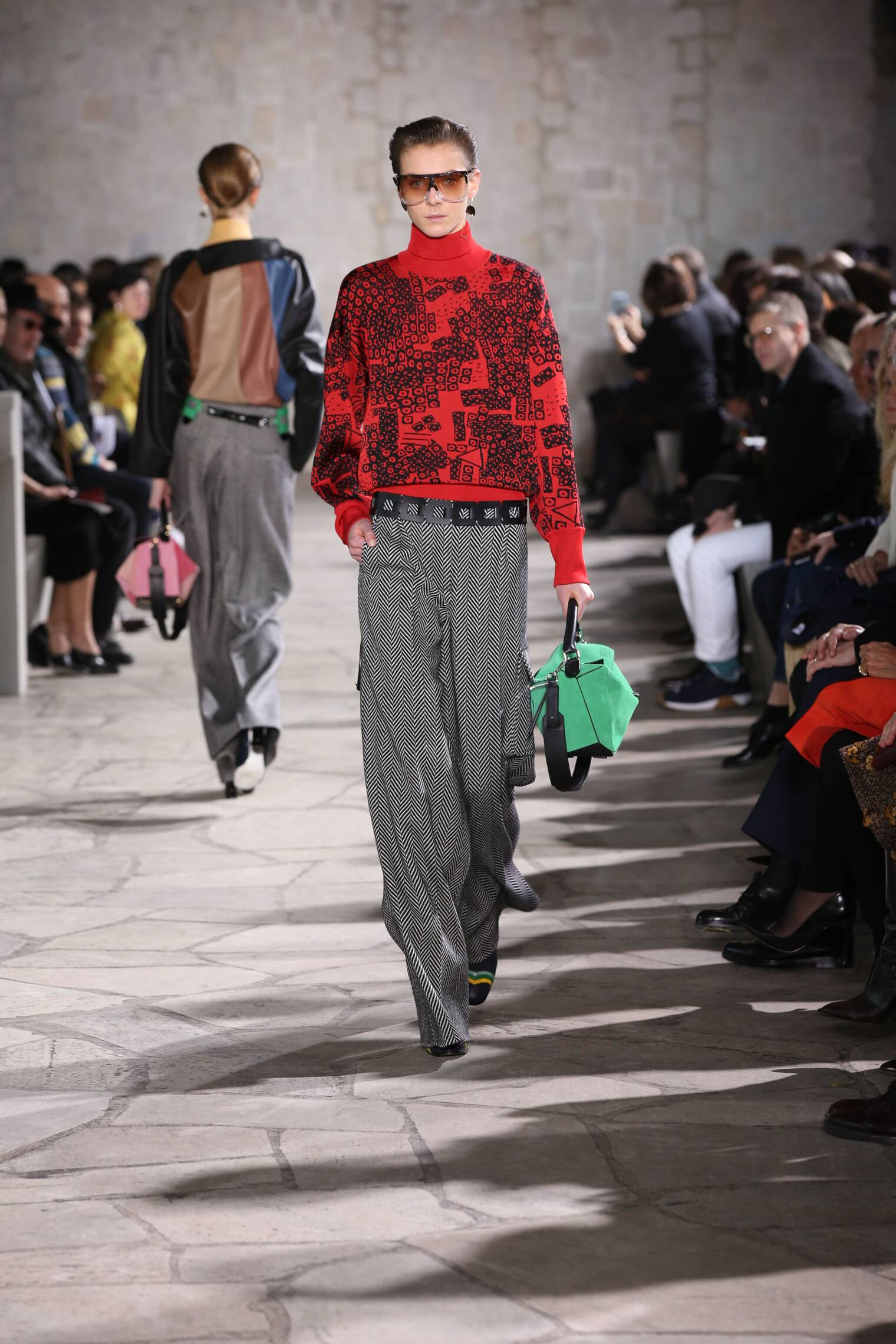 Winter 2015 Fashion Show Loewe Collection