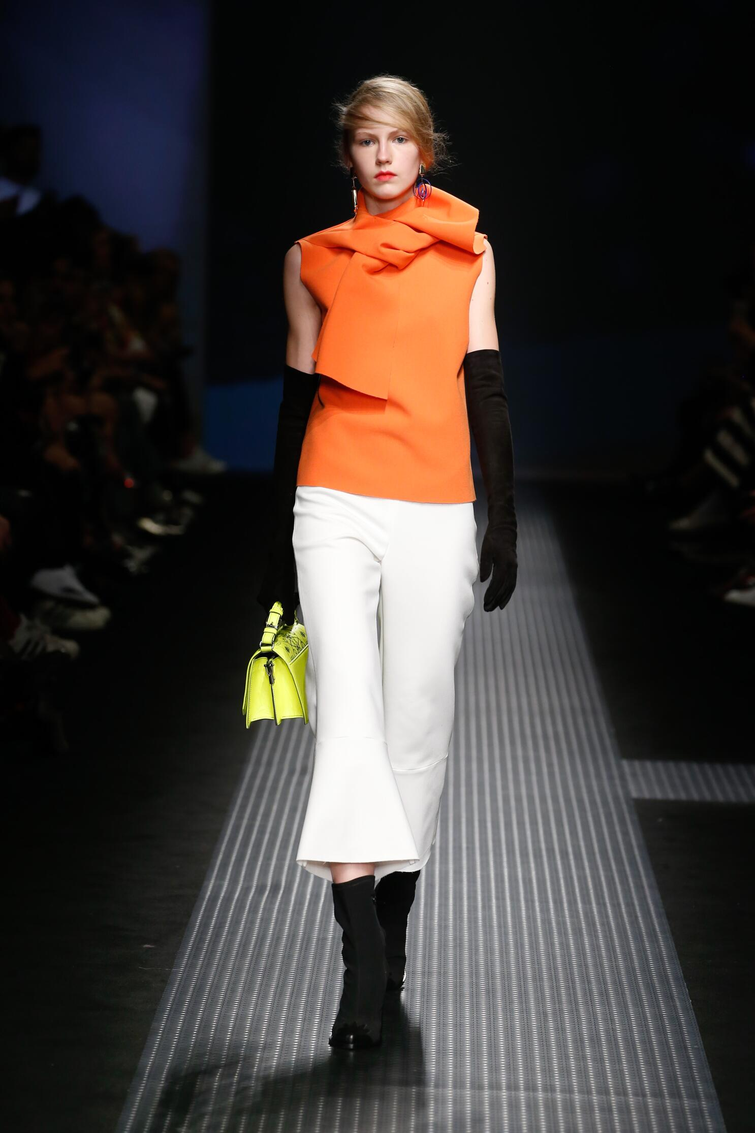 Winter 2015 Fashion Show Msgm Collection