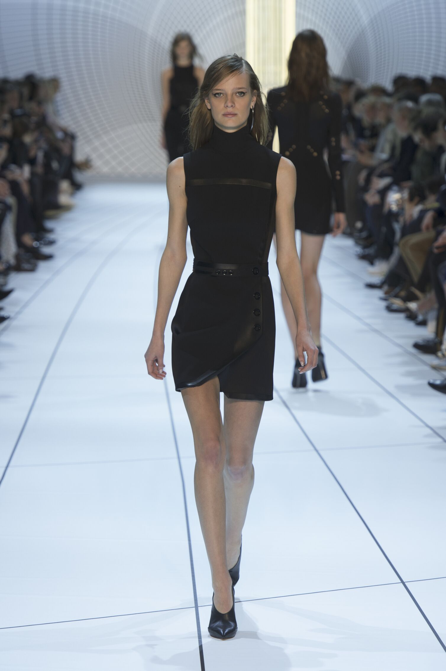 Winter 2015 Fashion Show Mugler Collection